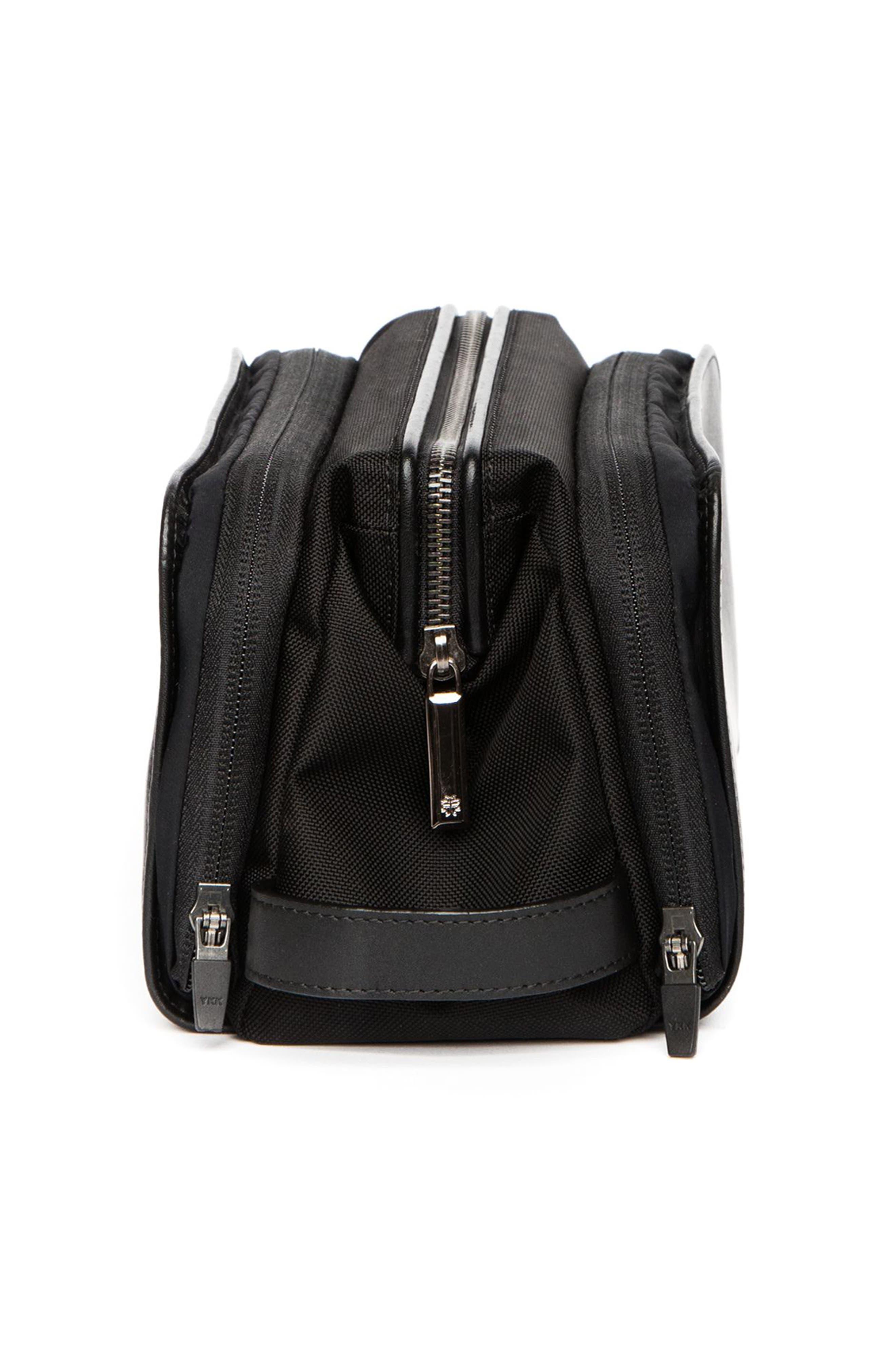 Alternate Image 2  - hook + ALBERT Leather Travel Kit