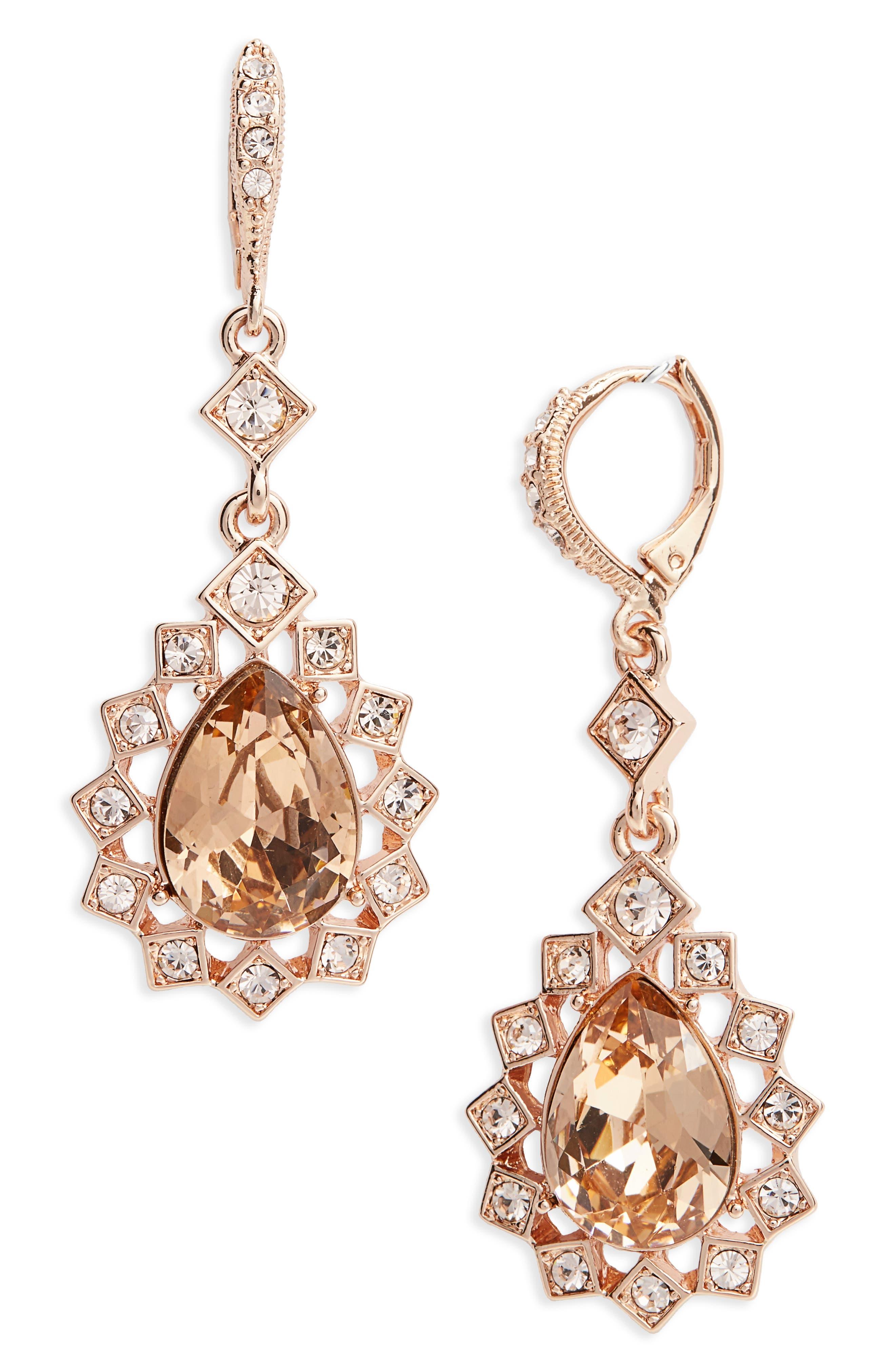 GIVENCHY Savannah Drop Earrings