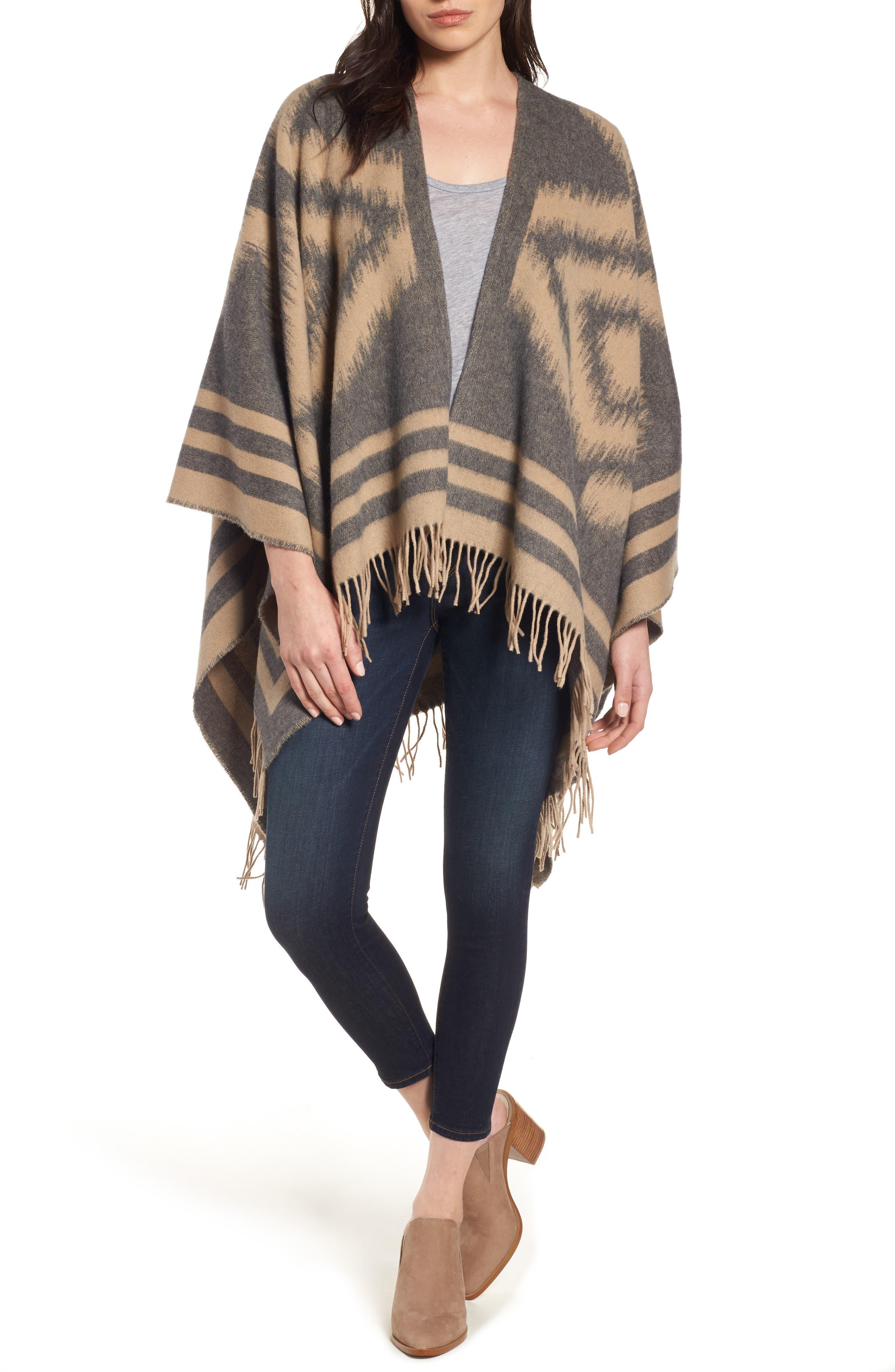 FRYE Roper Wool Wrap