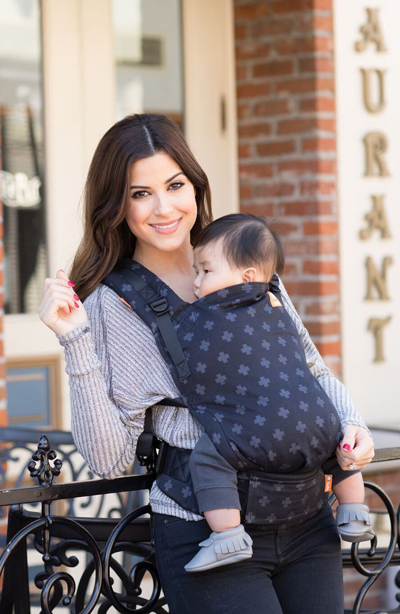 Alternate Image 3  - Baby Tula Free-to-Grow Baby Carrier (Nordstrom Exclusive)