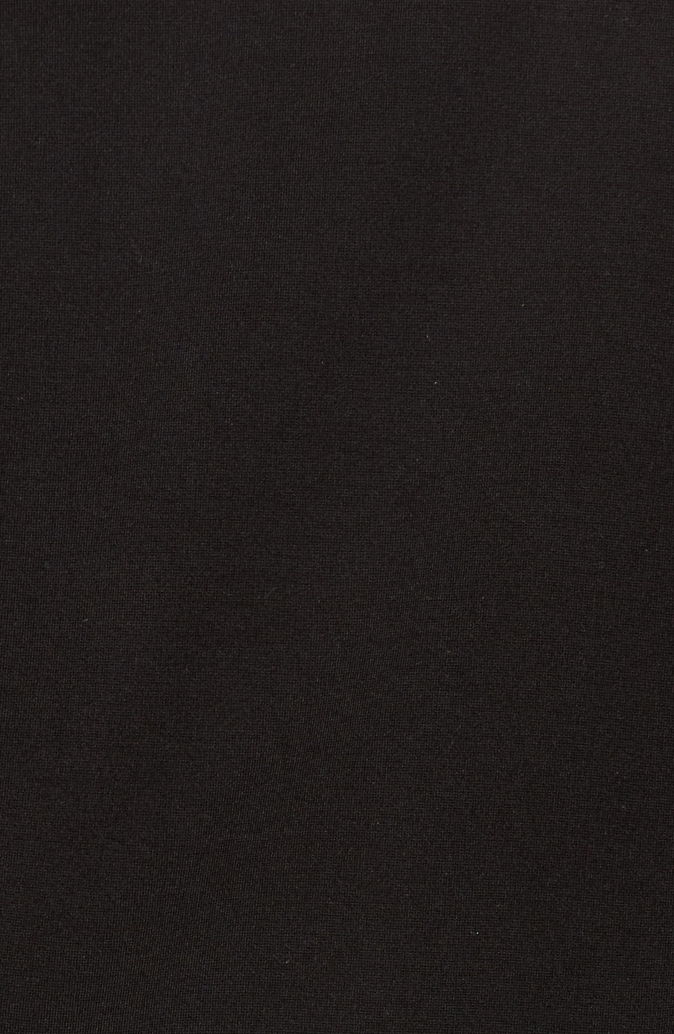 Alternate Image 5  - Via Spiga Colorblock Leather Jacket