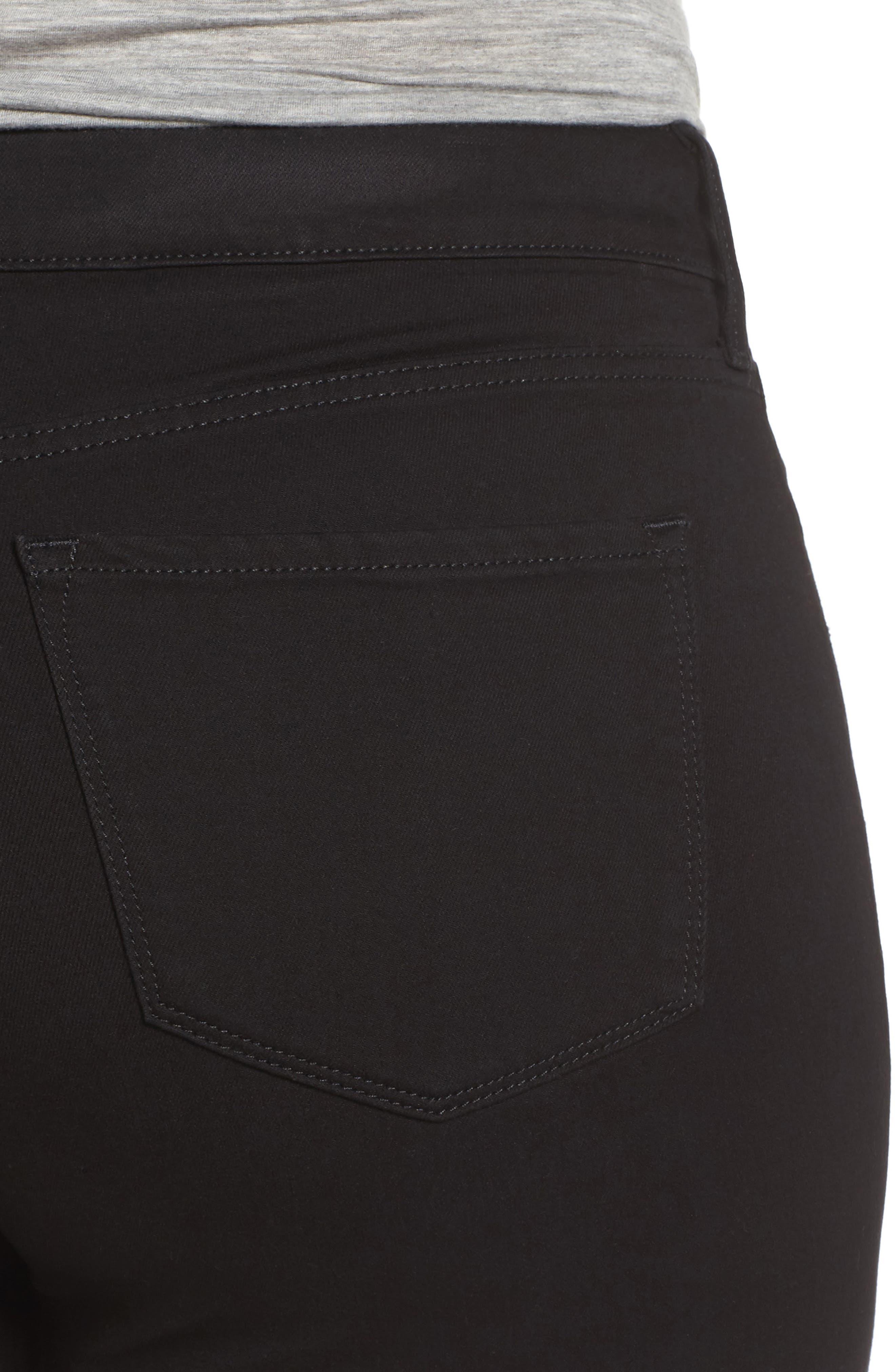 Alternate Image 4  - NYDJ Ami Stretch Skinny Jeans (Plus Size)