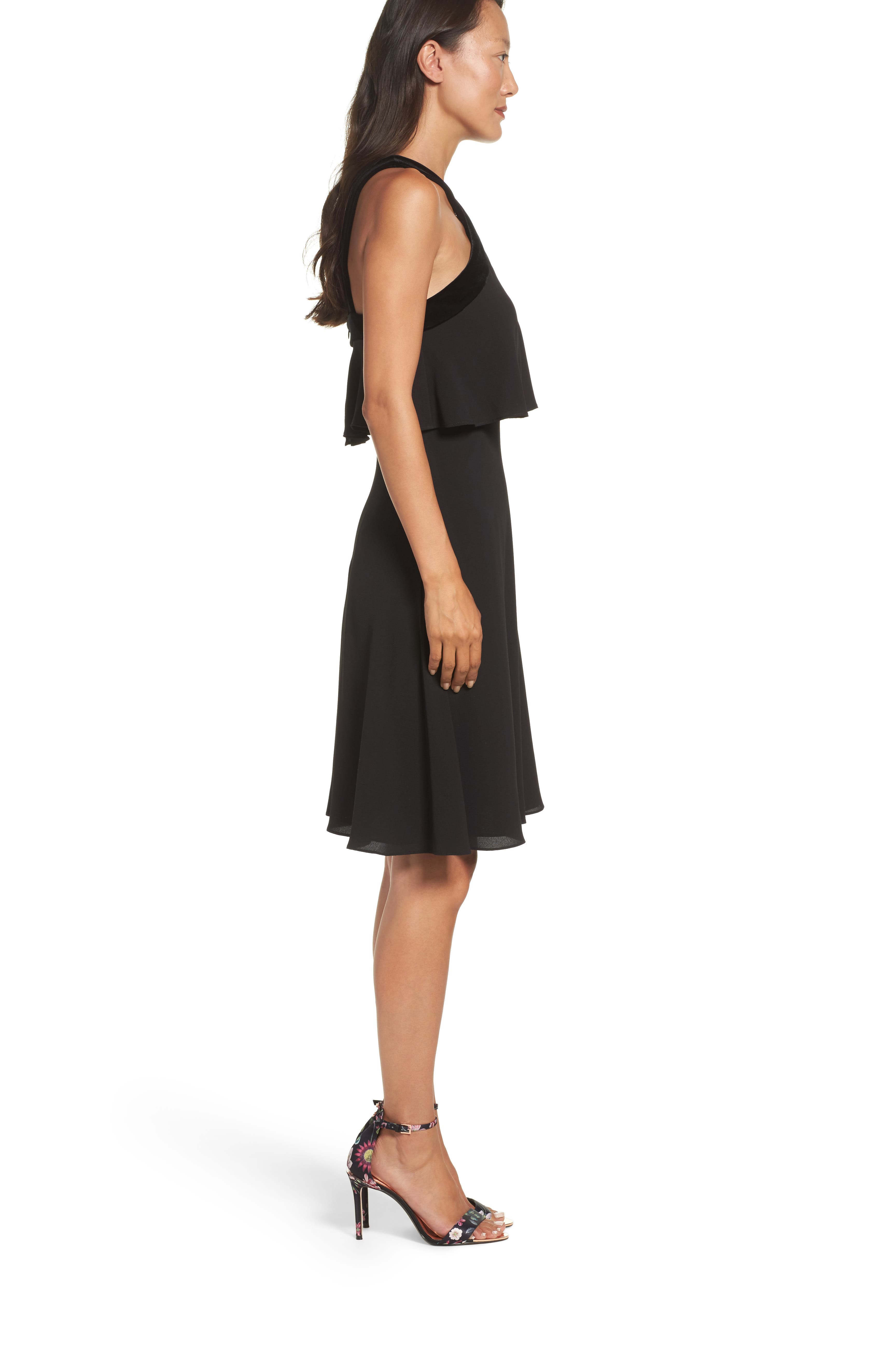 Alternate Image 3  - Maggy London Catalina Popover Dress
