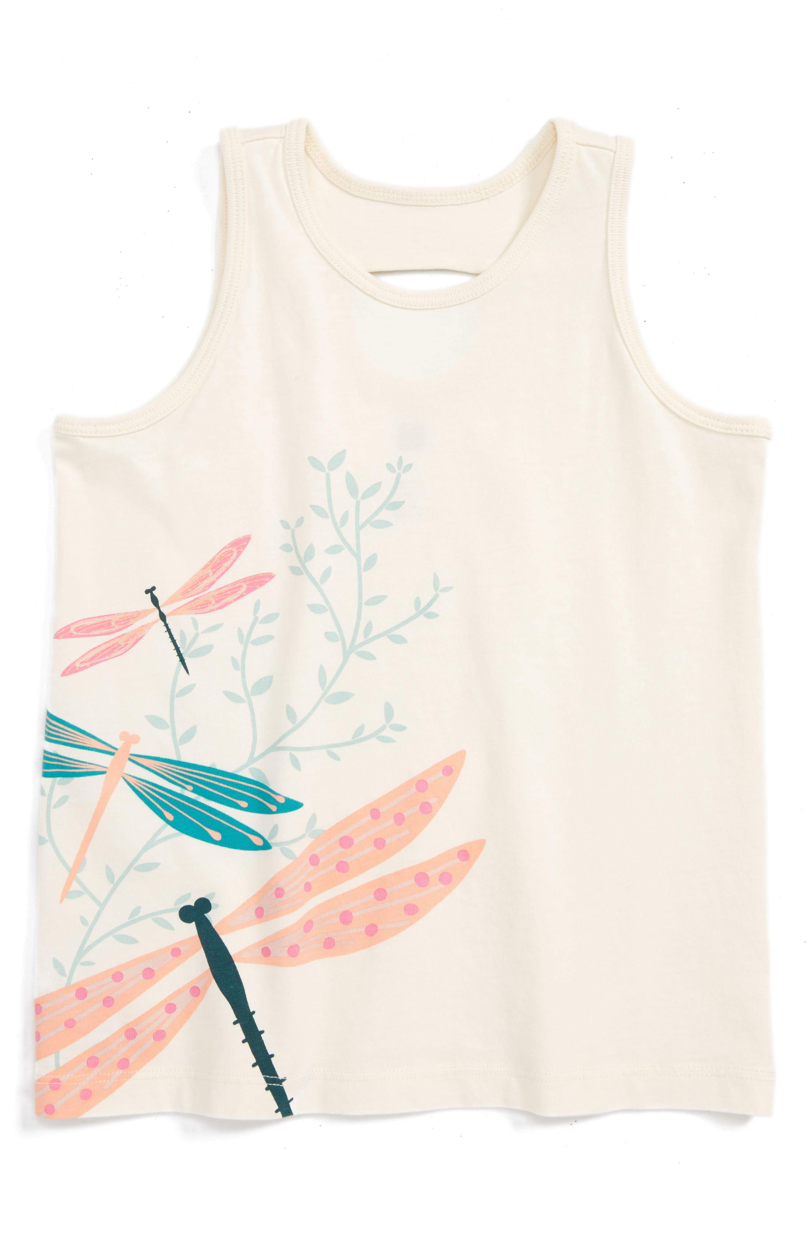 Tea Collection Emperor Dragonfly Tank (Toddler Girls, Little Girls & Big Girls)