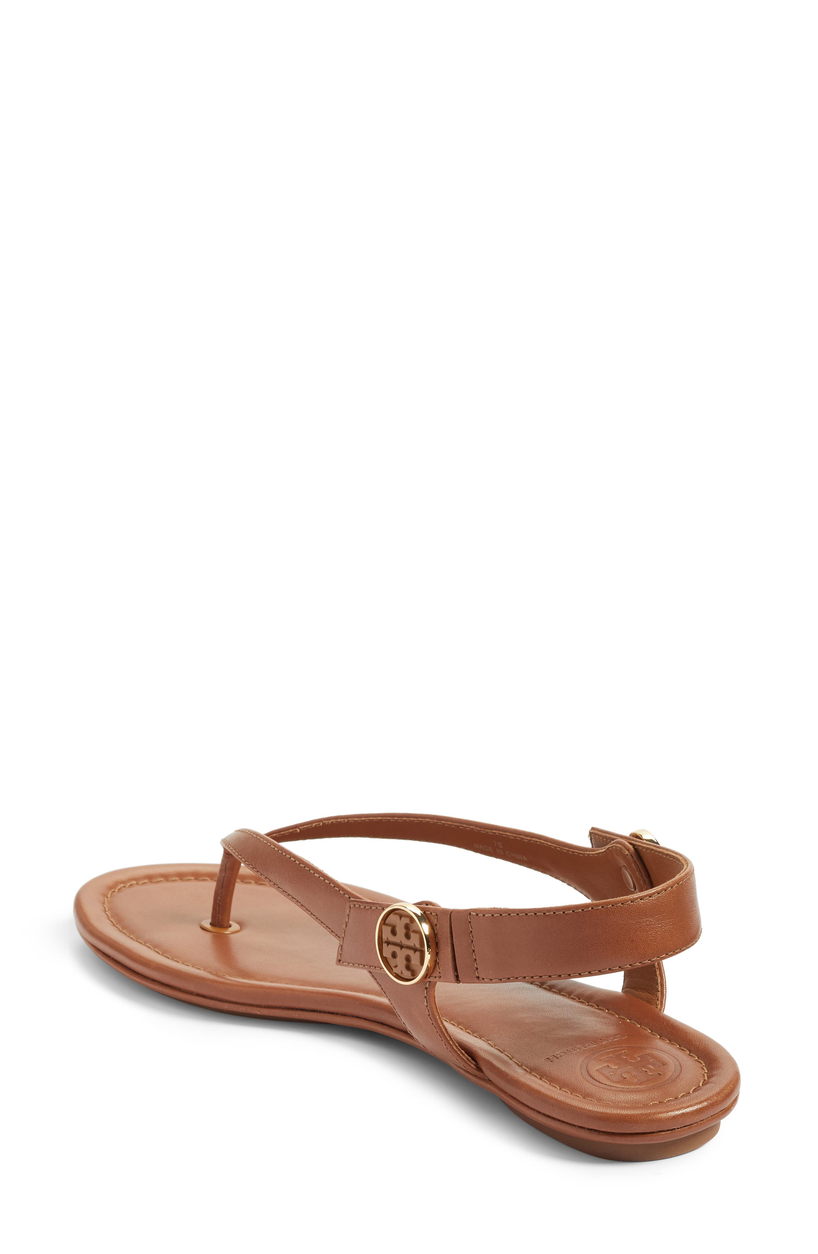 Alternate Image 3  - Tory Burch Minnie Travel Thong Sandal (Women)