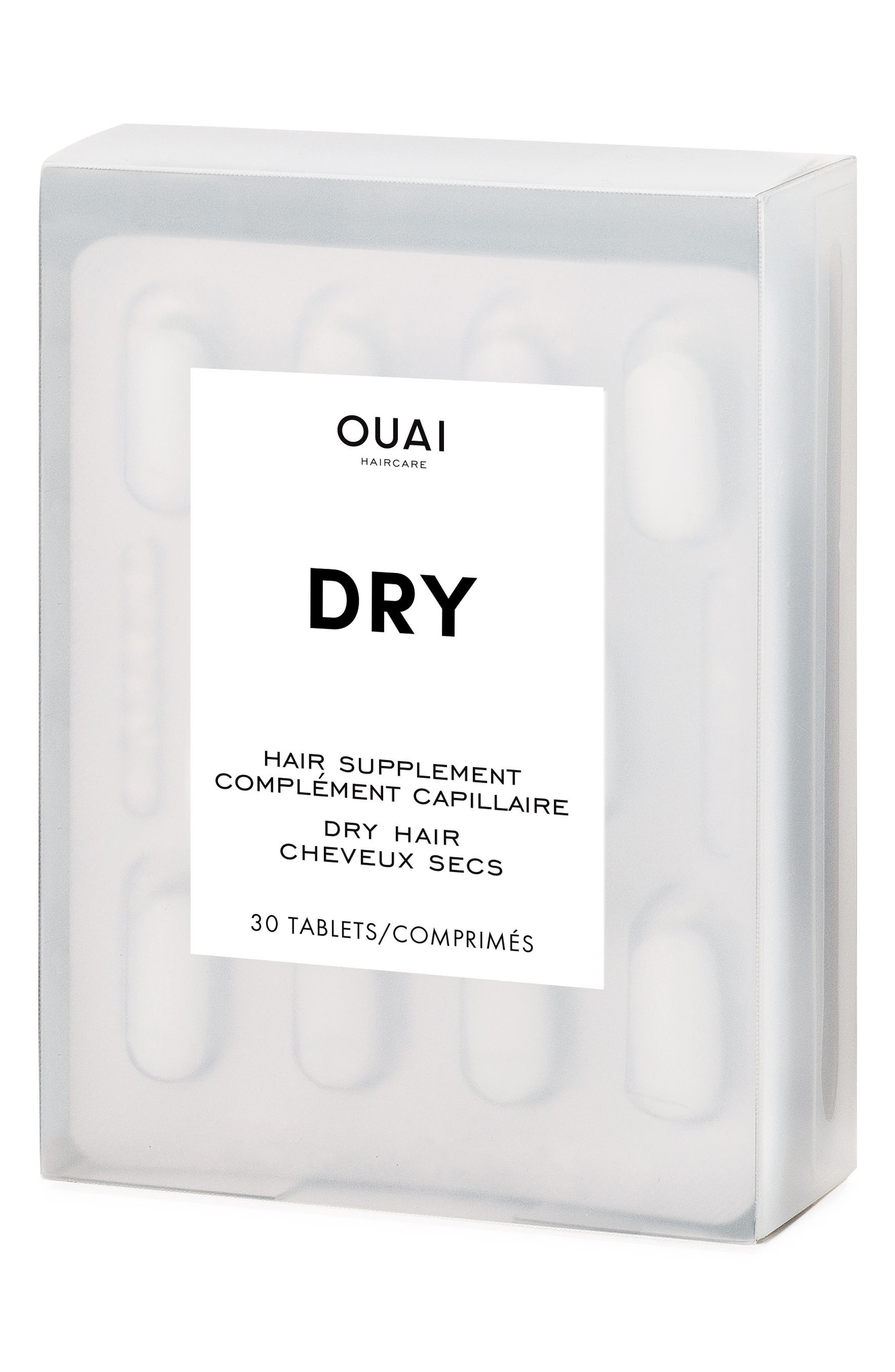 Main Image - OUAI Dry Hair Supplements