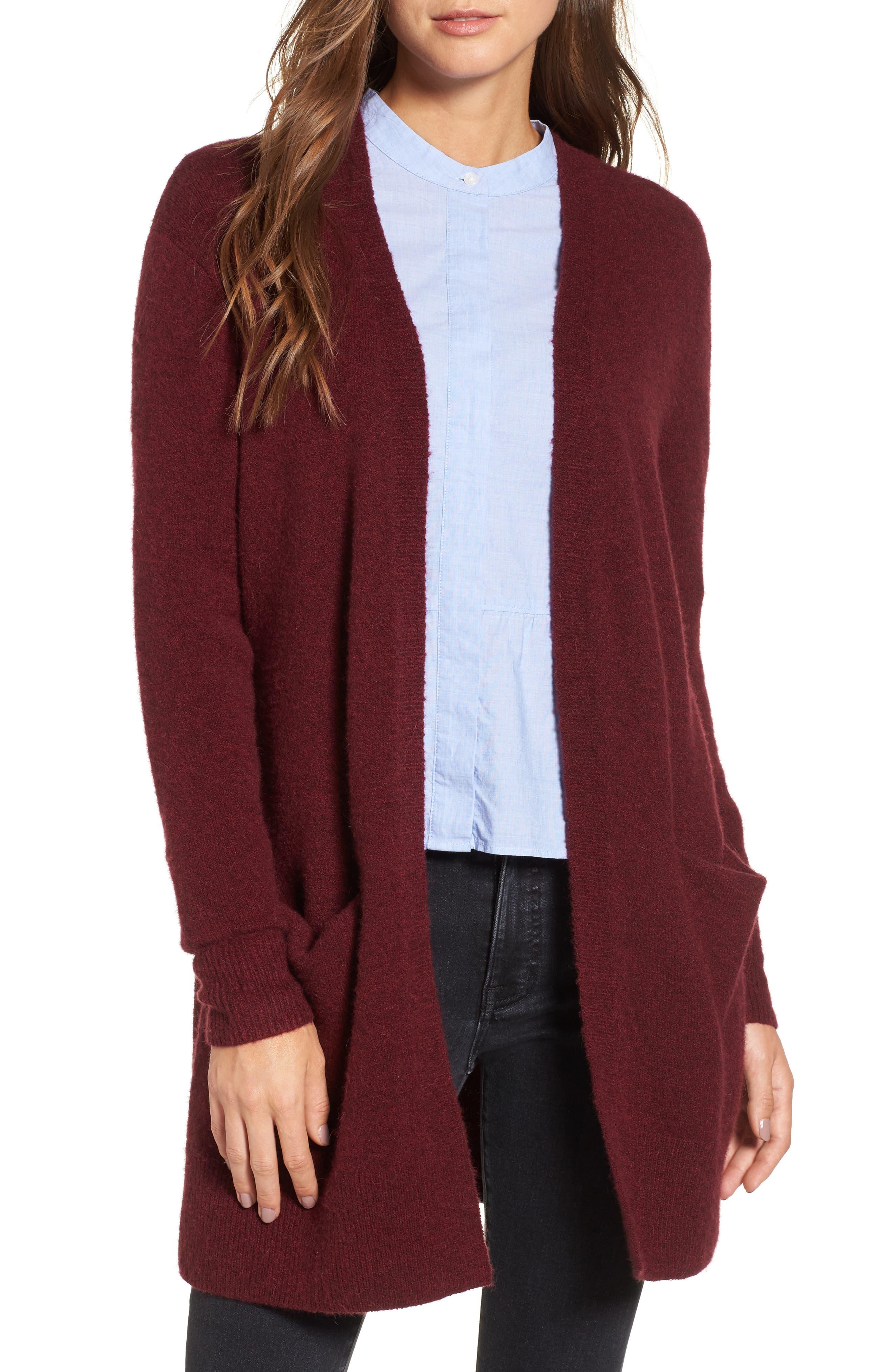 Women's Long Sleeve Cardigan Sweaters | Nordstrom