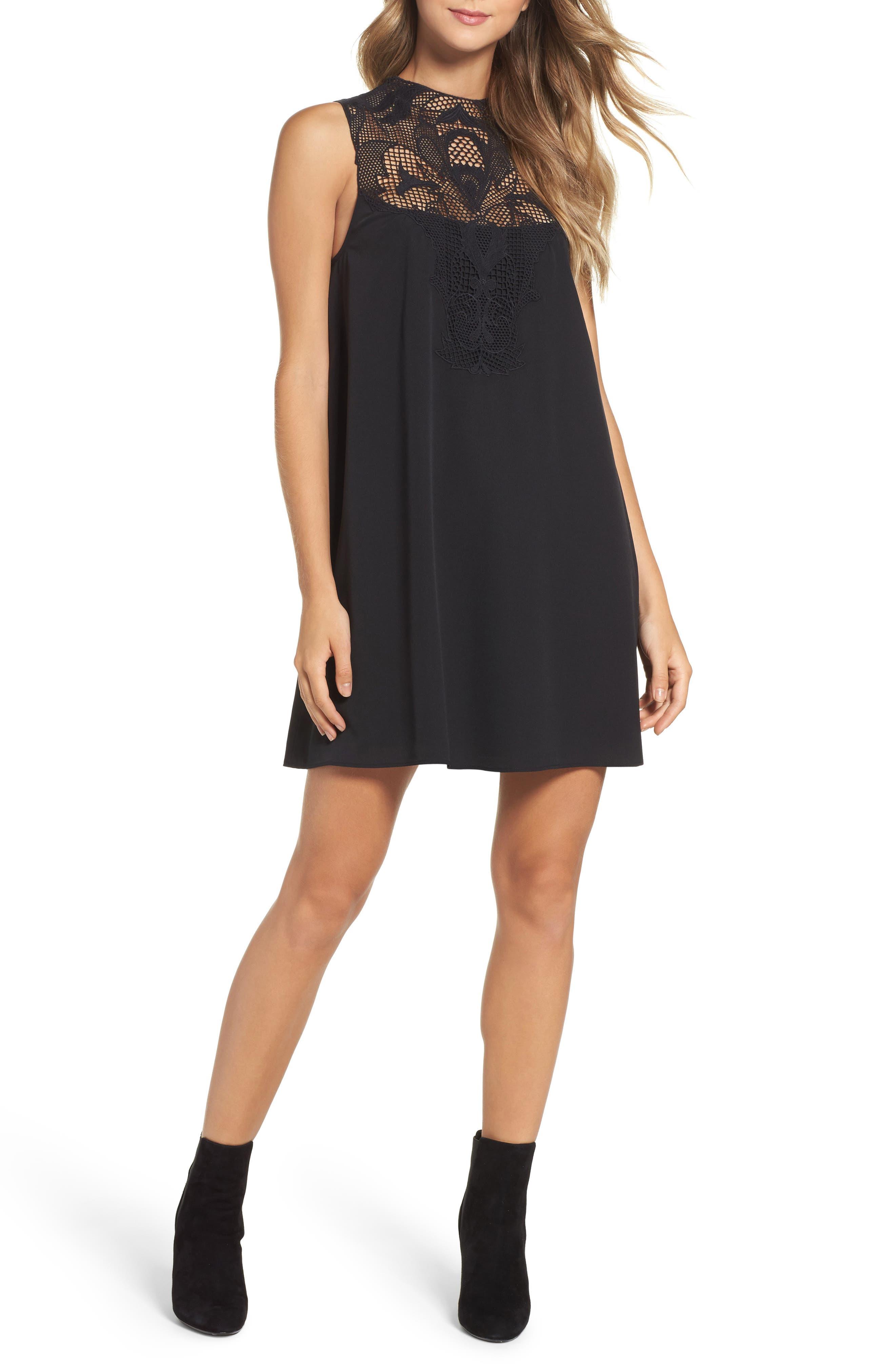 Alternate Image 1 Selected - Chelsea28 Swing Dress