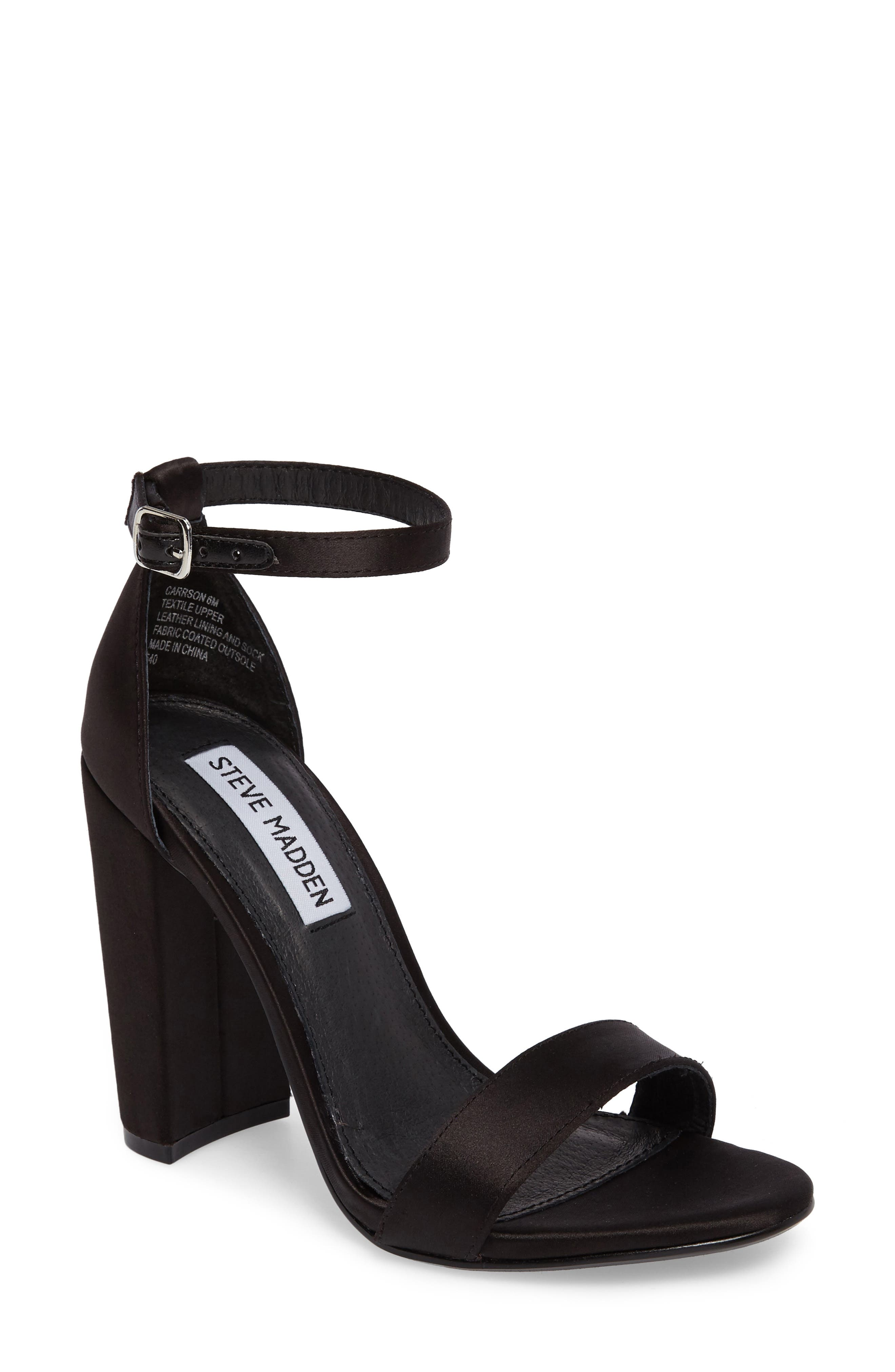 Alternate Image 1 Selected - Steve Madden Carrson Sandal (Women)