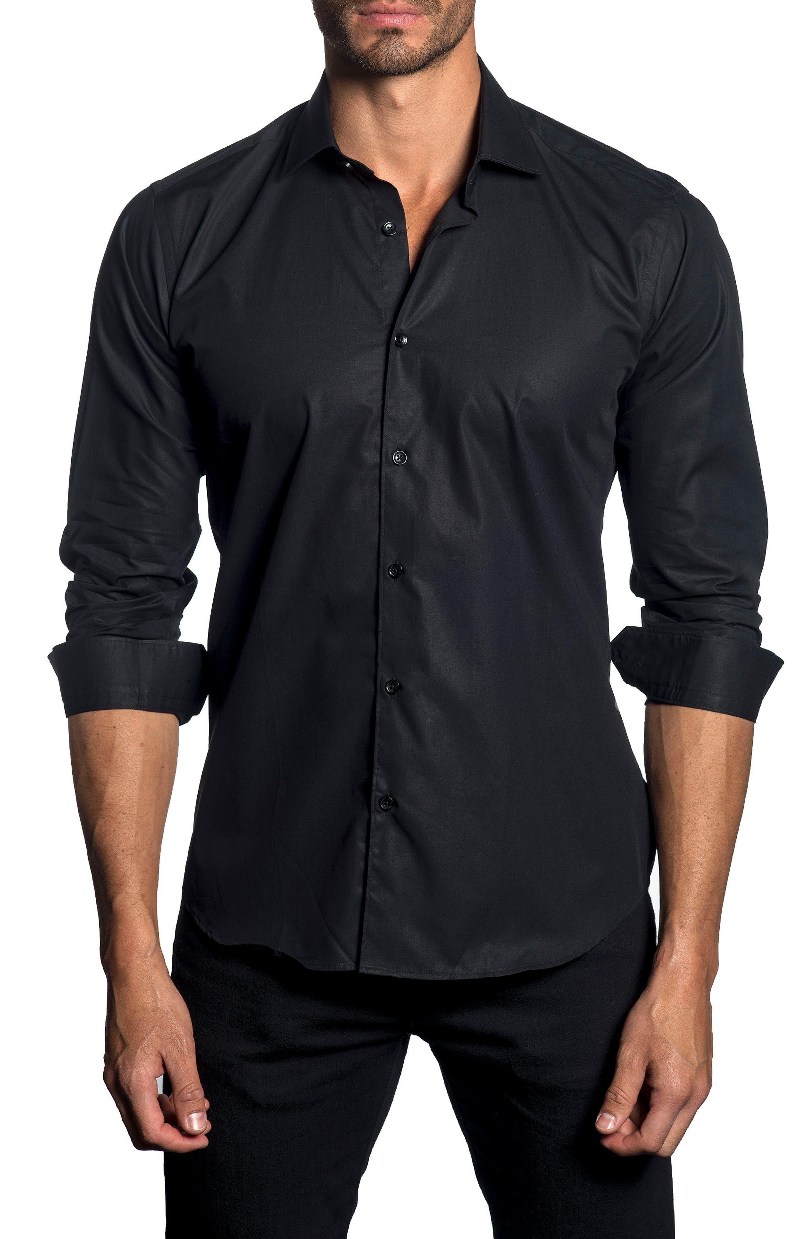 Main Image - Jared Lang Trim Fit Sport Shirt