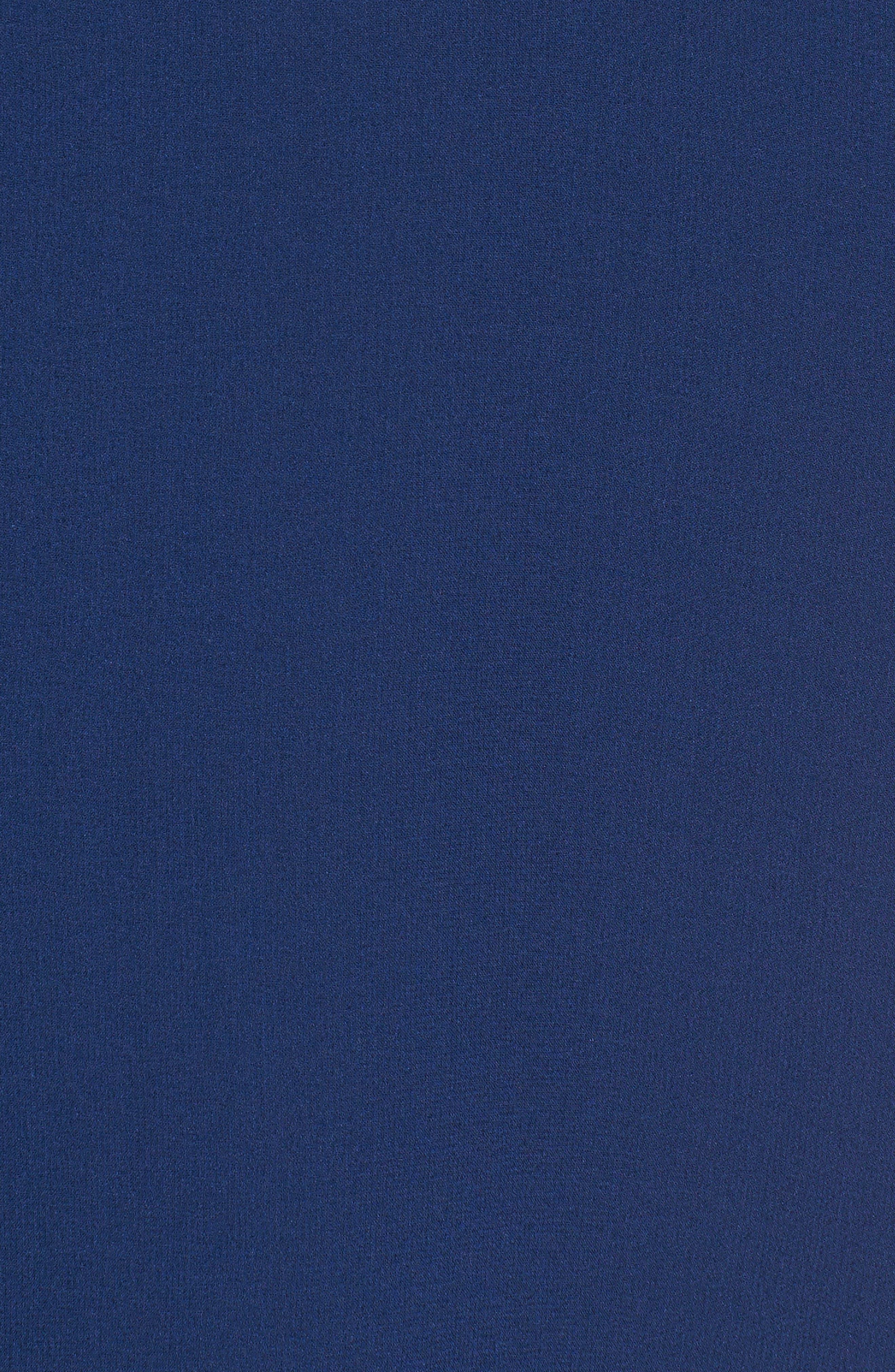Alternate Image 5  - Robert Rodriguez Drape Detail Silk Shirt