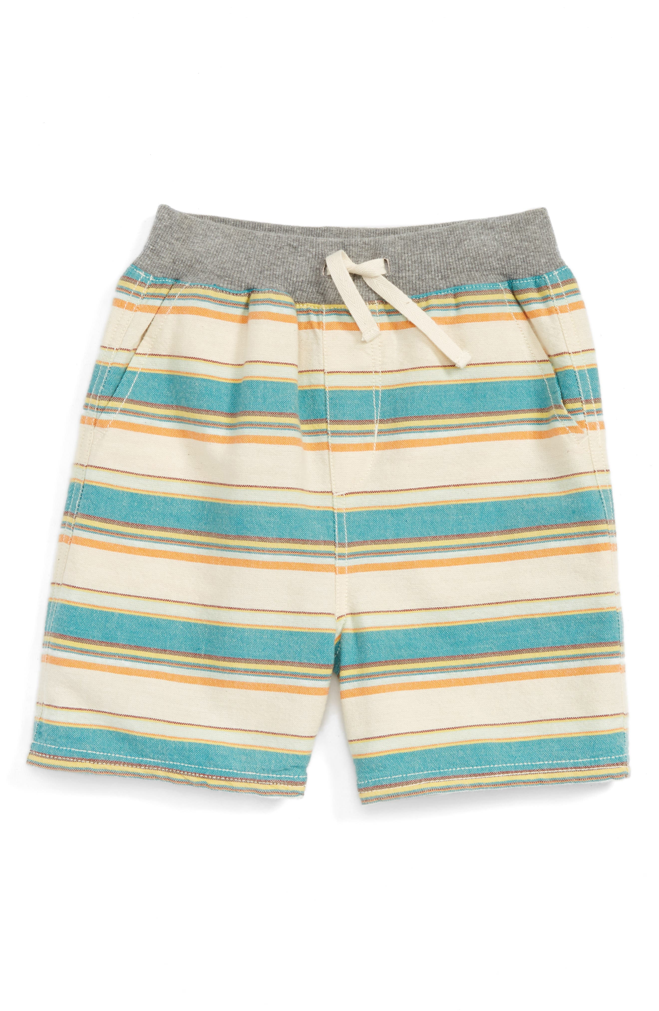 Peek Stripe Shorts (Toddler Boys, Little Boys & Big Boys)