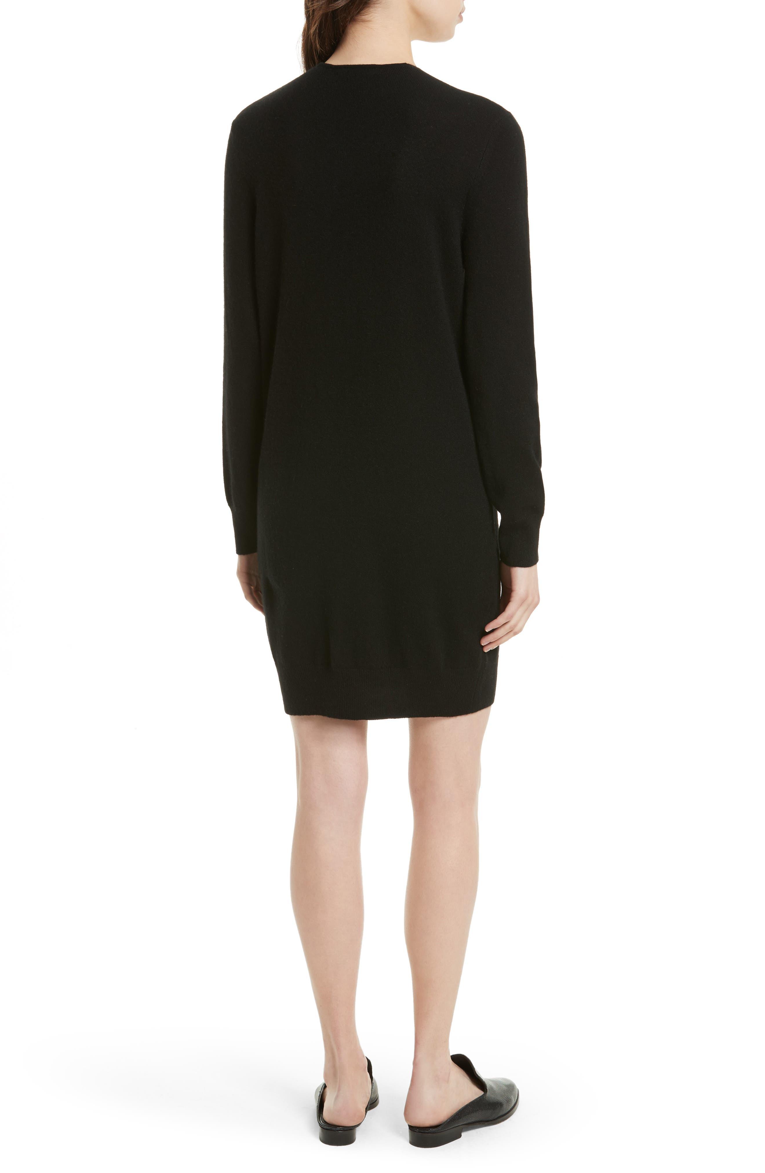Alternate Image 2  - Equipment Rosemary V-Neck Cashmere Sweater Dress