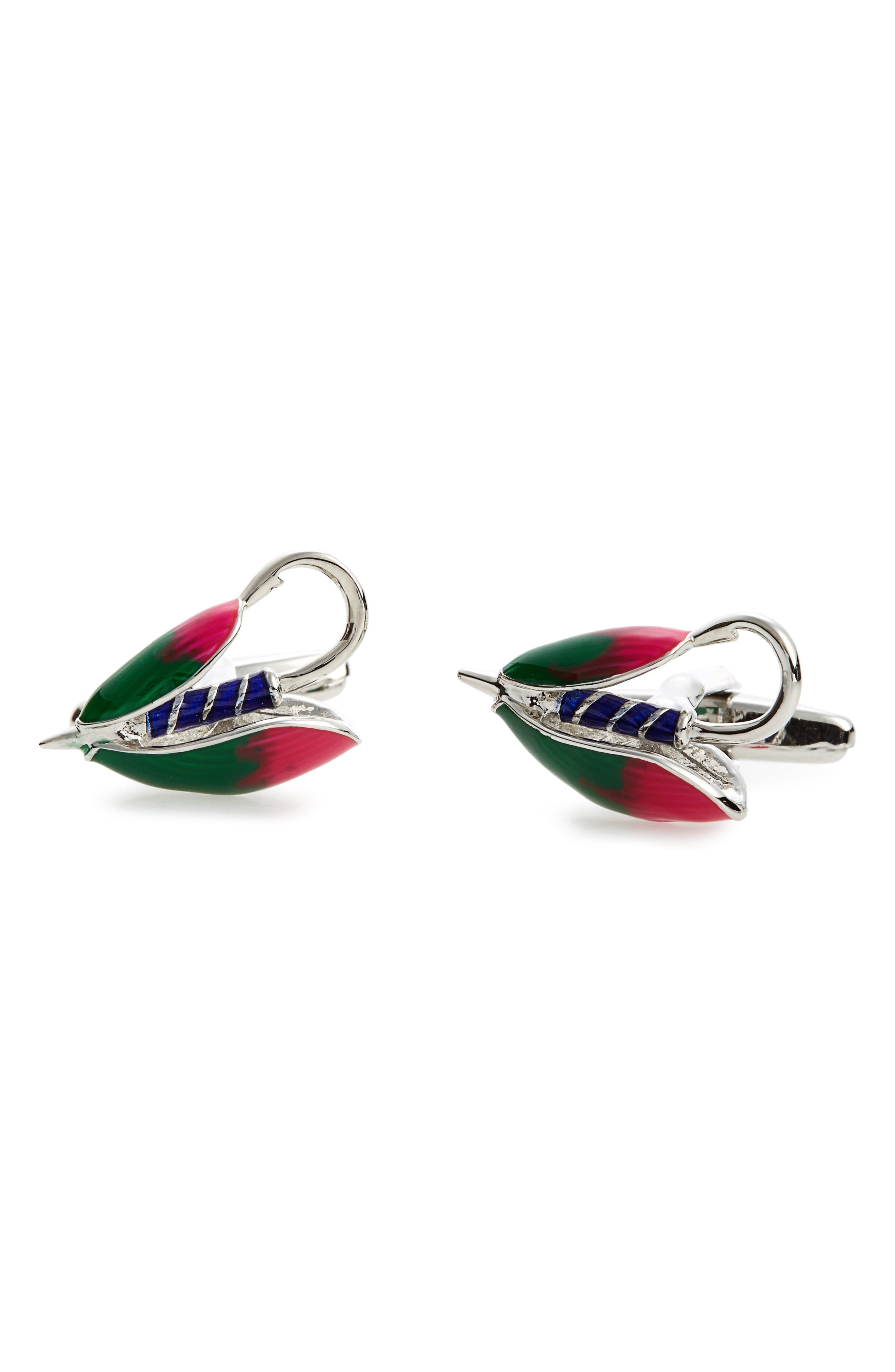 Main Image - Link Up Flyfishing Cuff Links