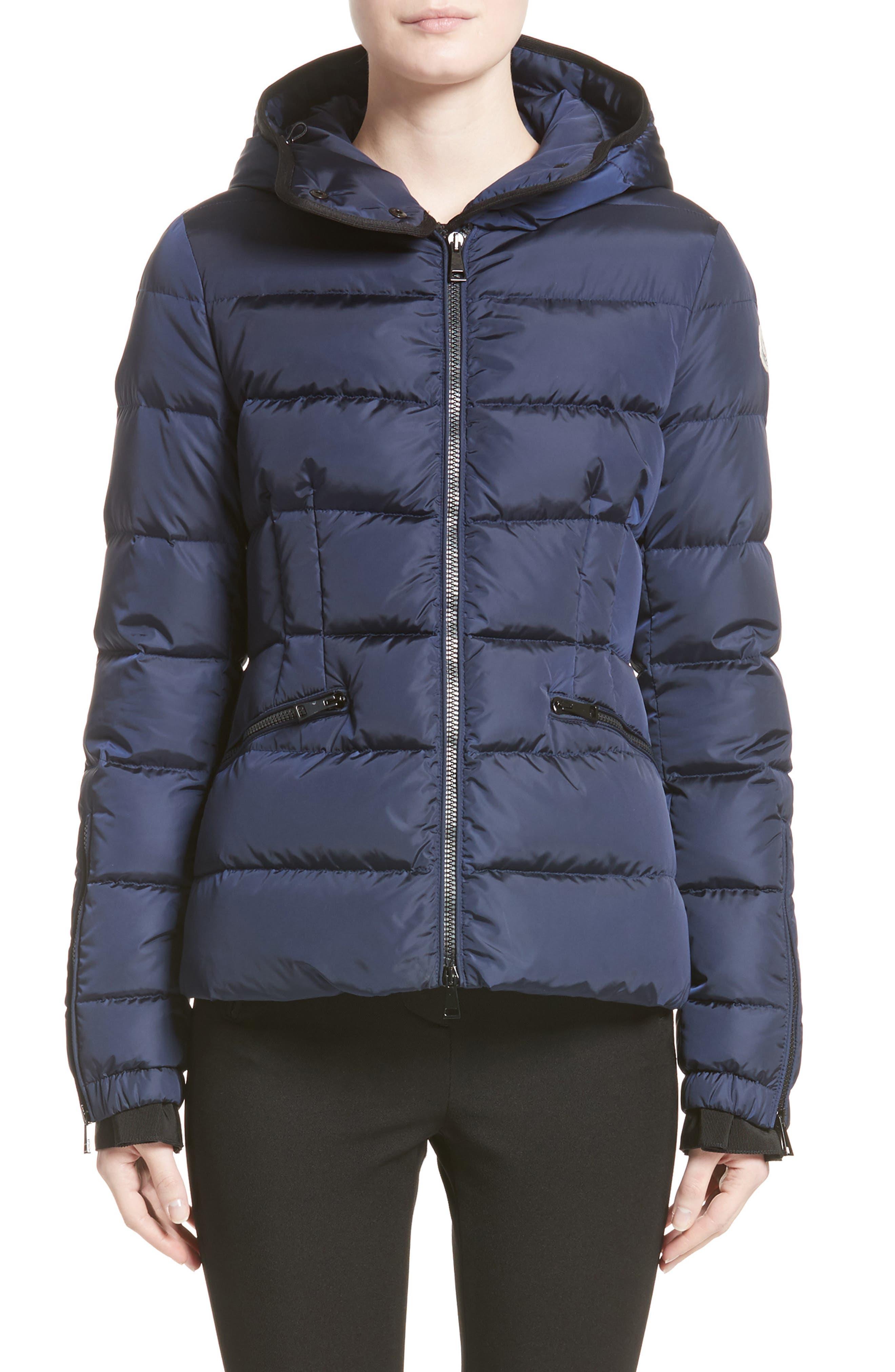 Moncler Betula Down Puffer Jacket