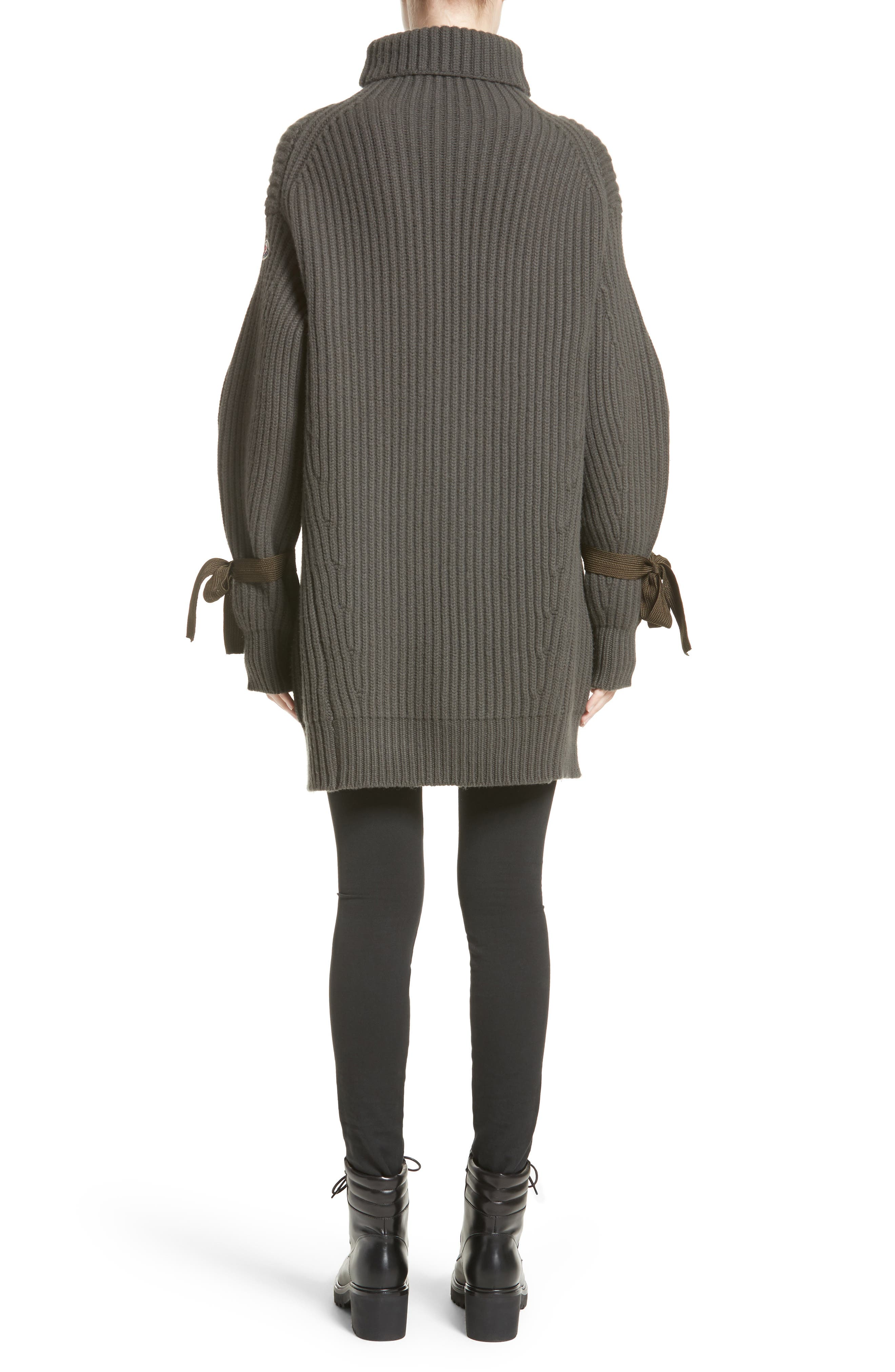 Alternate Image 2  - Moncler Ciclista Wool & Cashmere Sweater