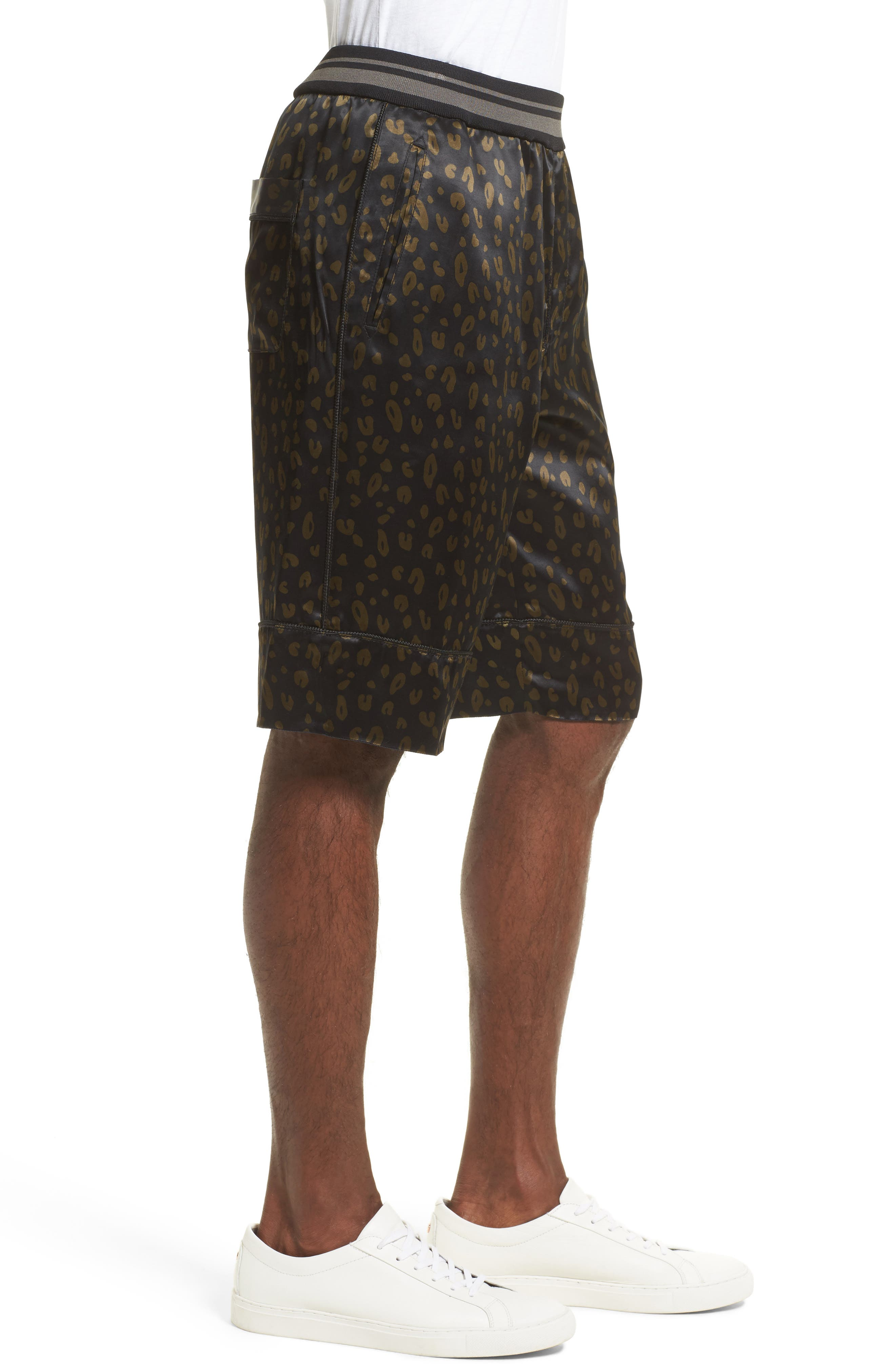 Alternate Image 3  - 3.1 Phillip Lim Reversible Elastic Waist Shorts