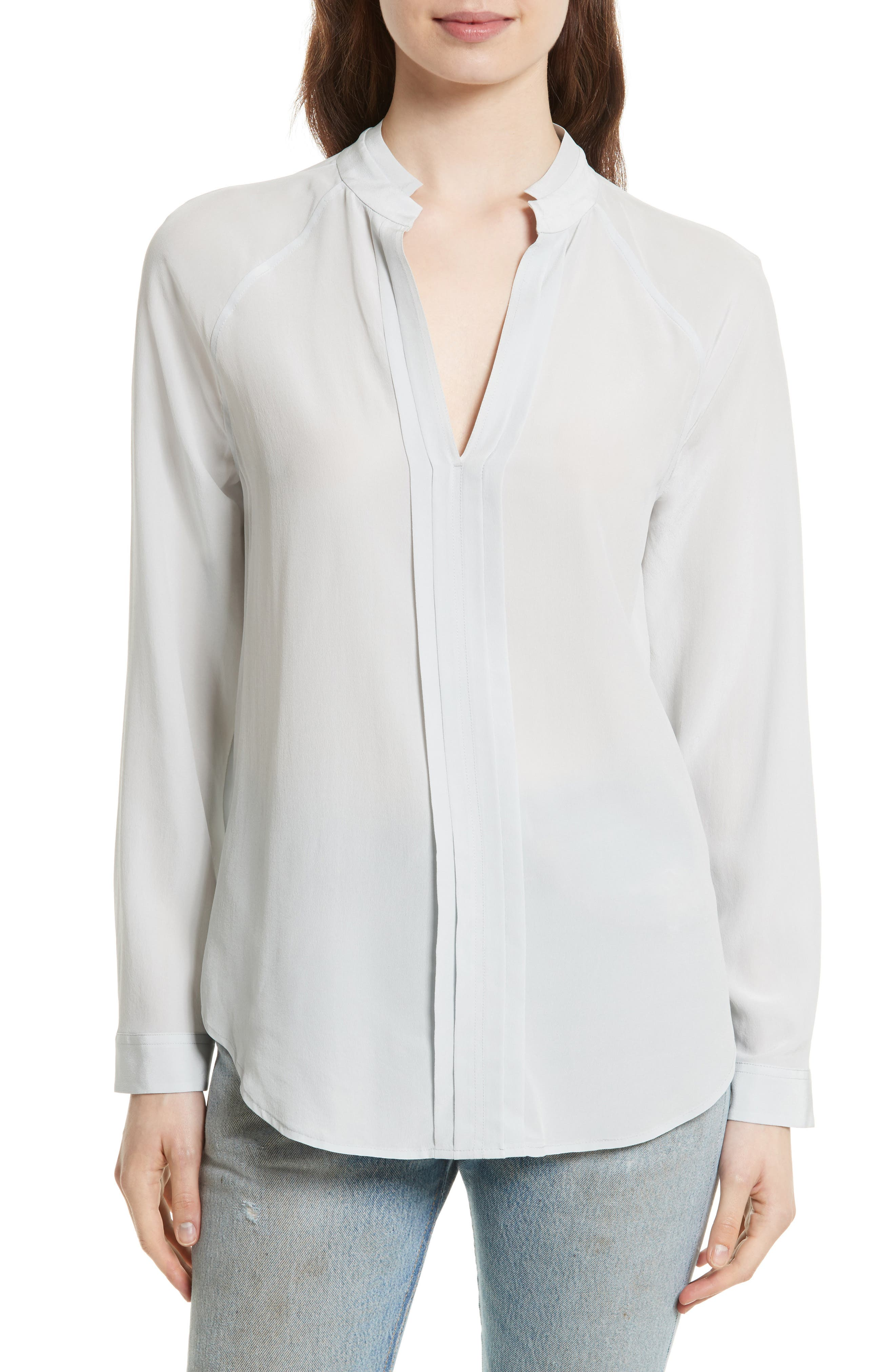 Equipment Liana Silk Blouse