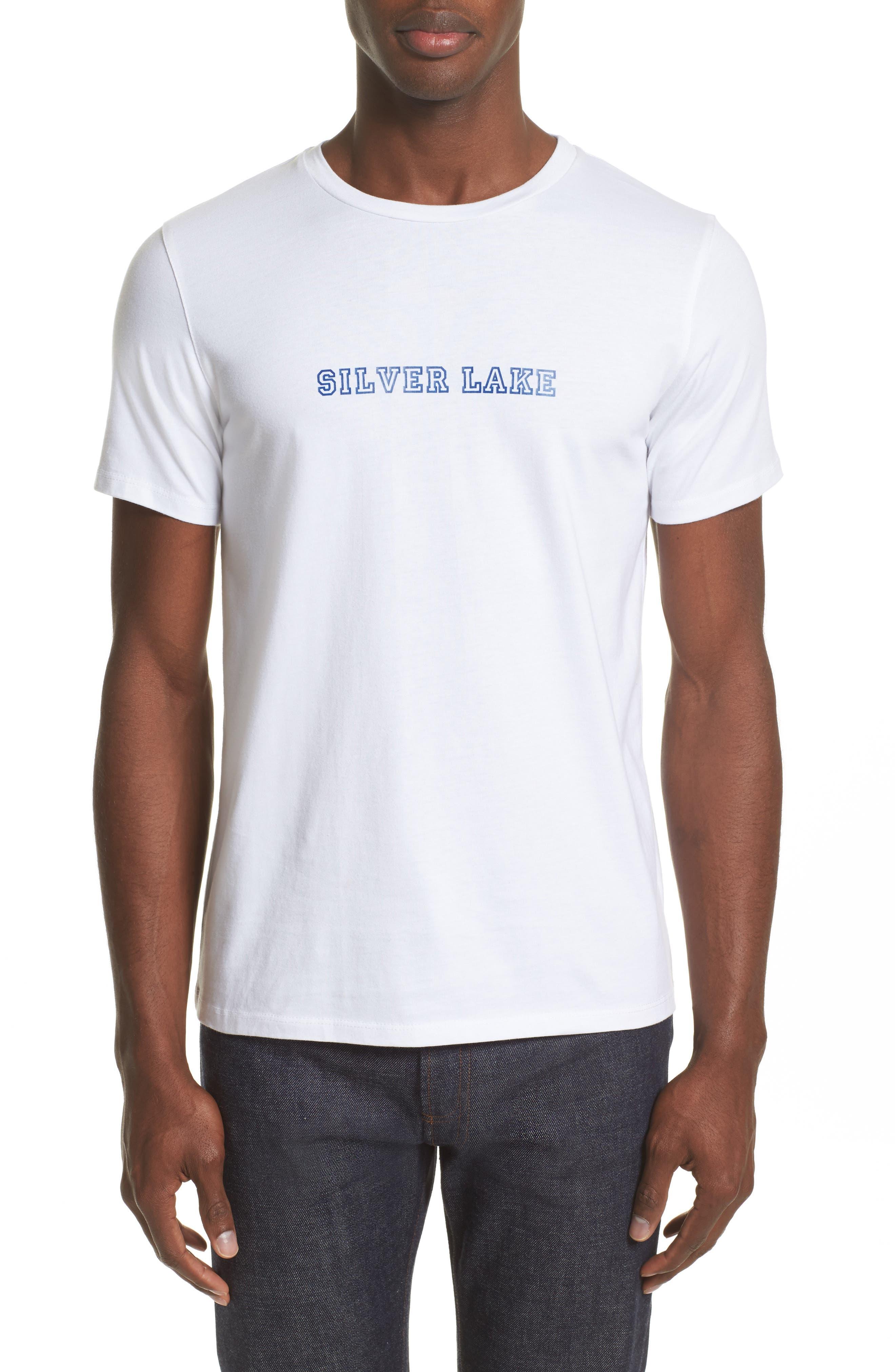 Main Image - A.P.C. Silver Lake T-Shirt