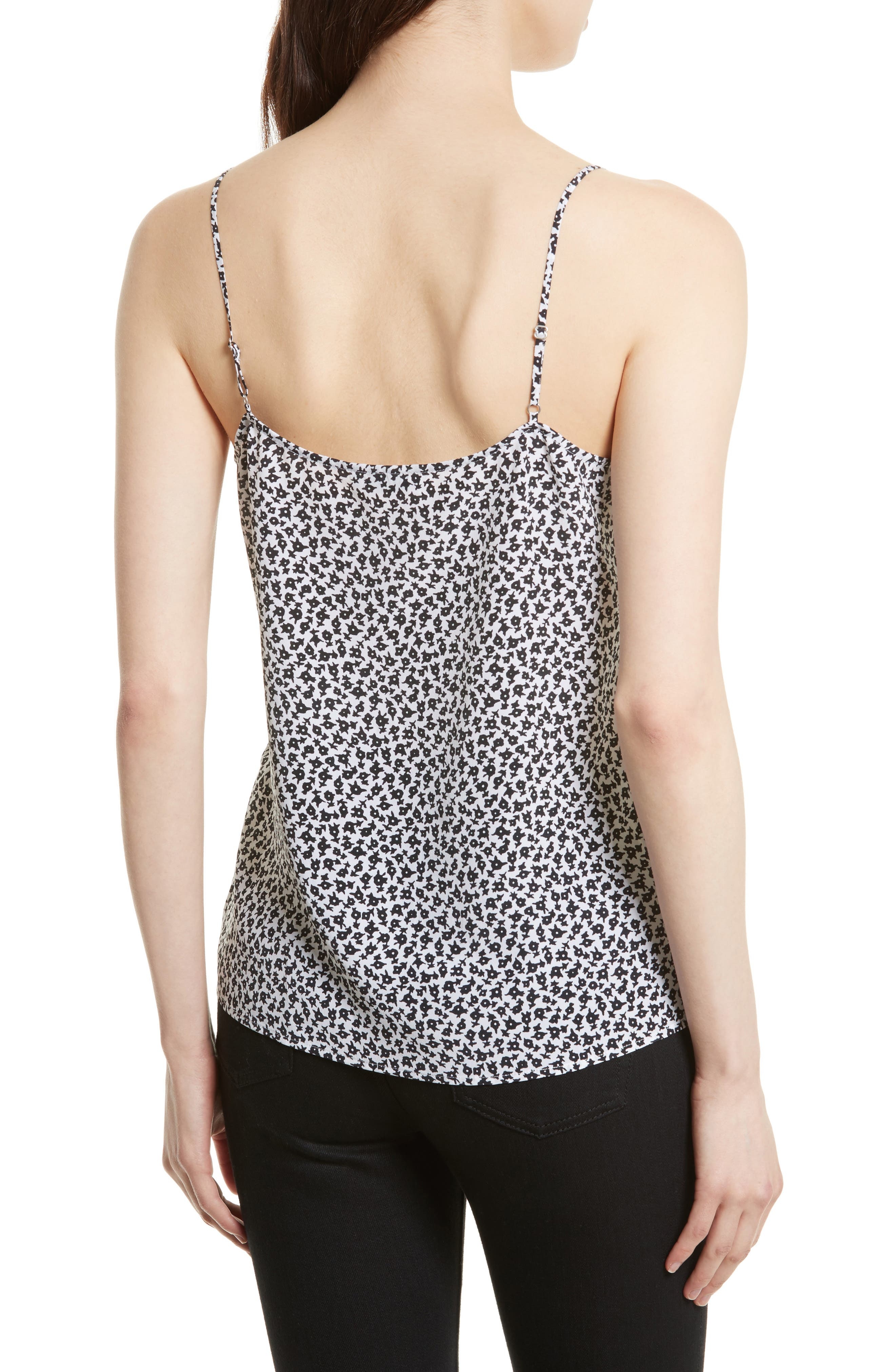 Alternate Image 2  - Equipment Layla Print Silk Camisole