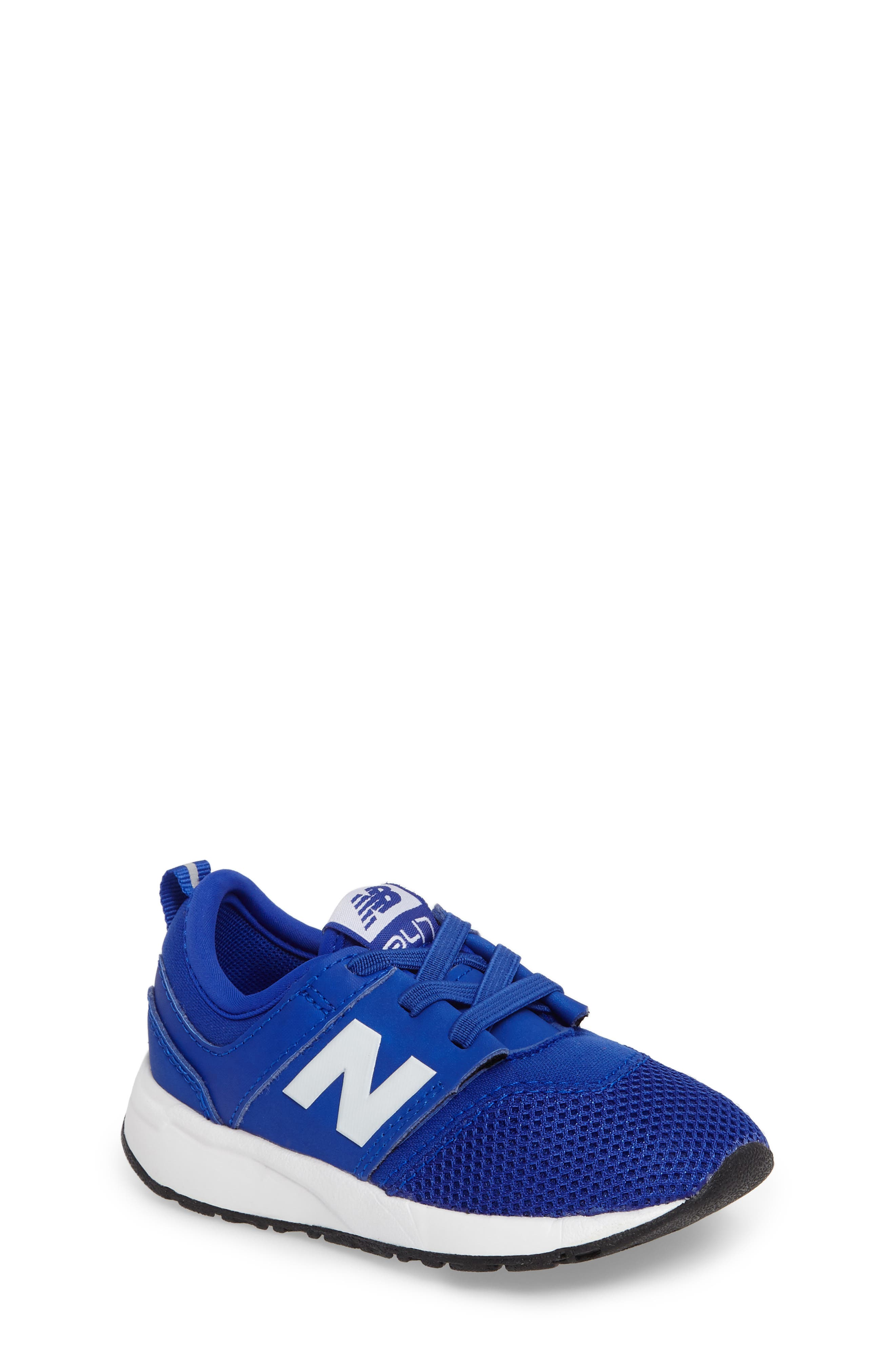 New Balance 247 Core Sneaker (Baby, Walker & Toddler)