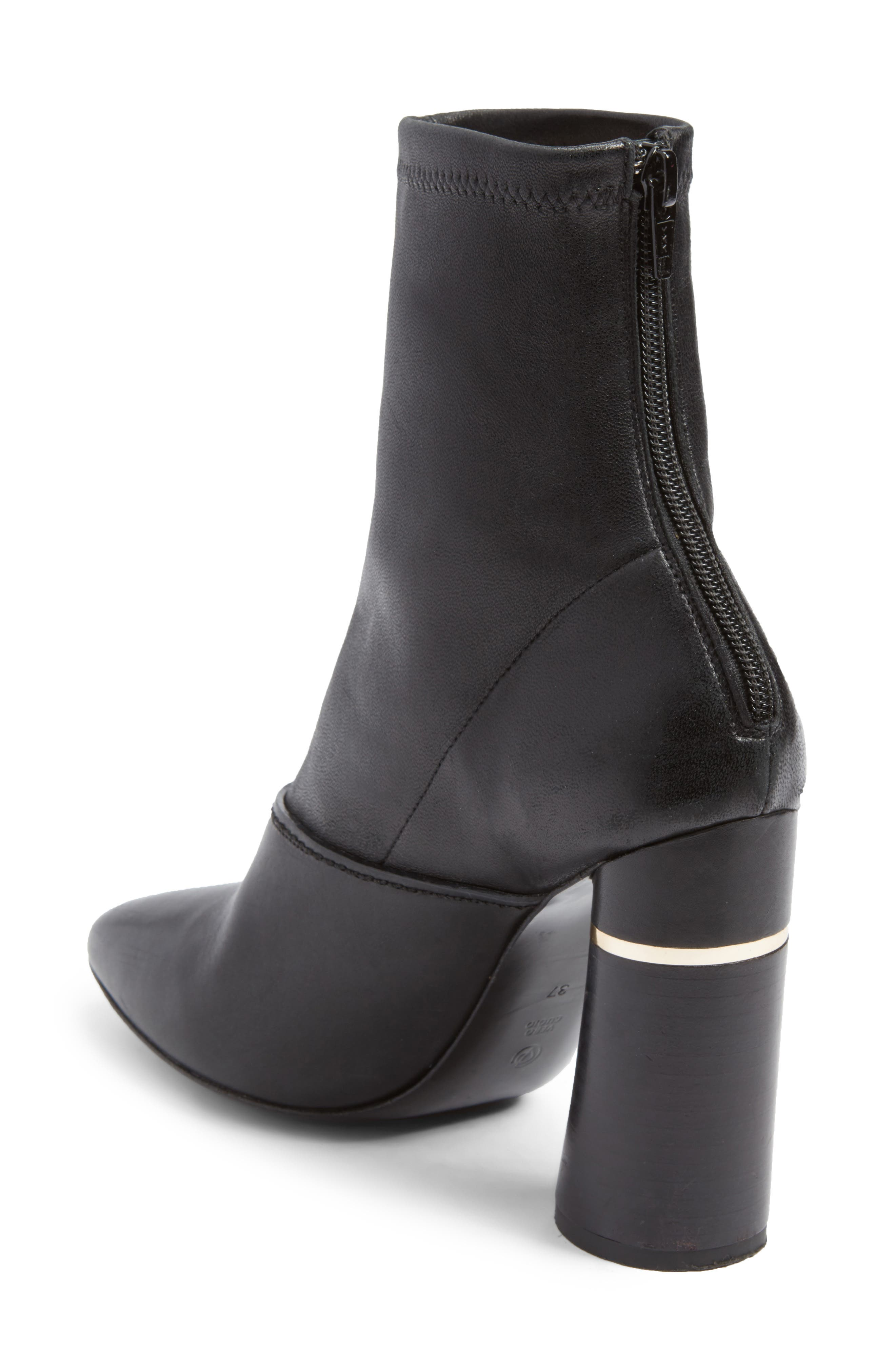 Alternate Image 2  - 3.1 Phillip Lim Kyoto Leather Bootie (Women)