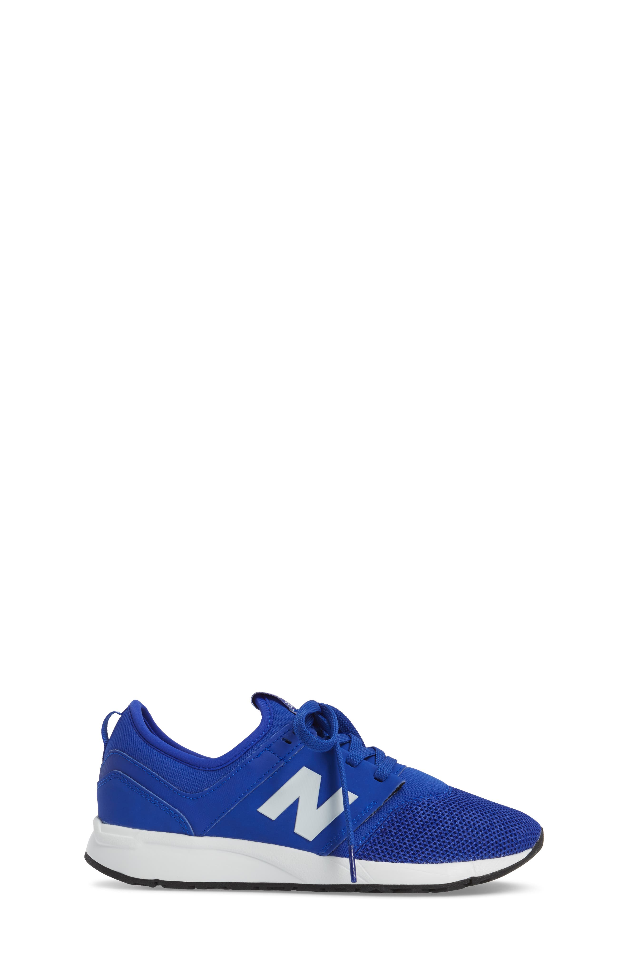 Alternate Image 3  - New Balance 247 Core Sneaker (Big Kid)