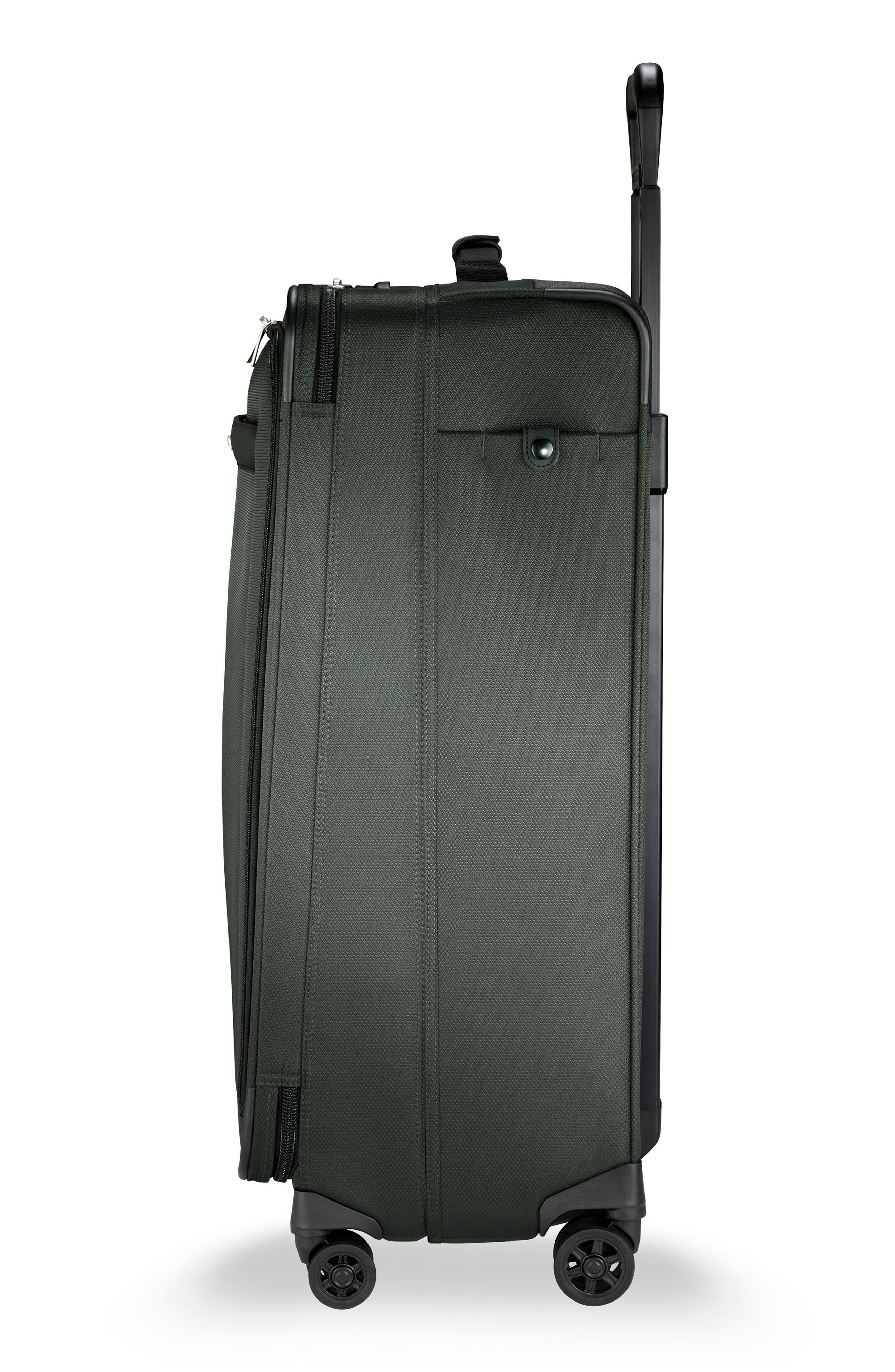 Transcend VX Large Expandable 29-Inch Spinner Suitcase,                             Alternate thumbnail 6, color,                             Rainforest Green
