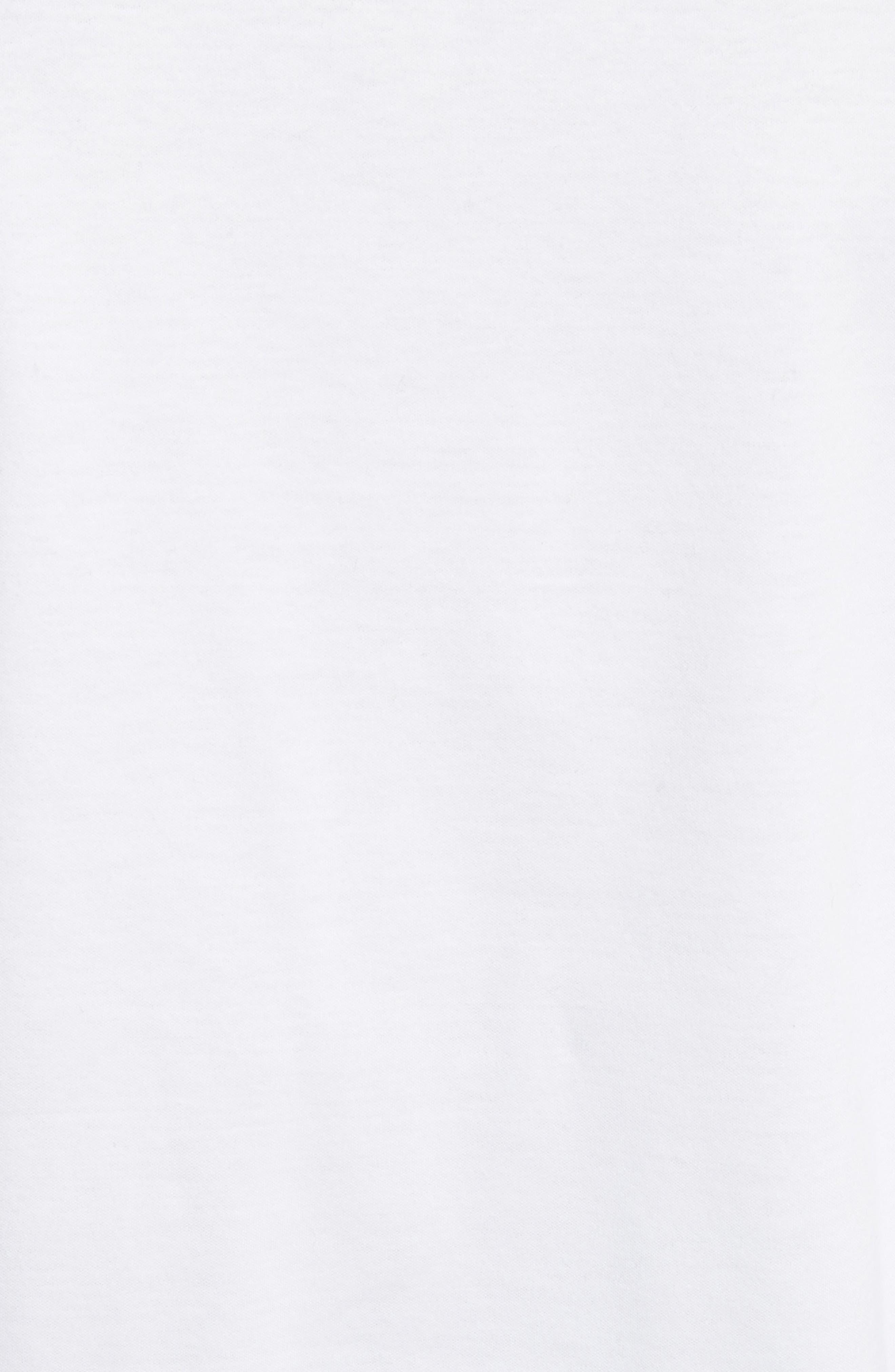 Alternate Image 5  - Tibi Long Sleeve Mercerized Cotton Tee