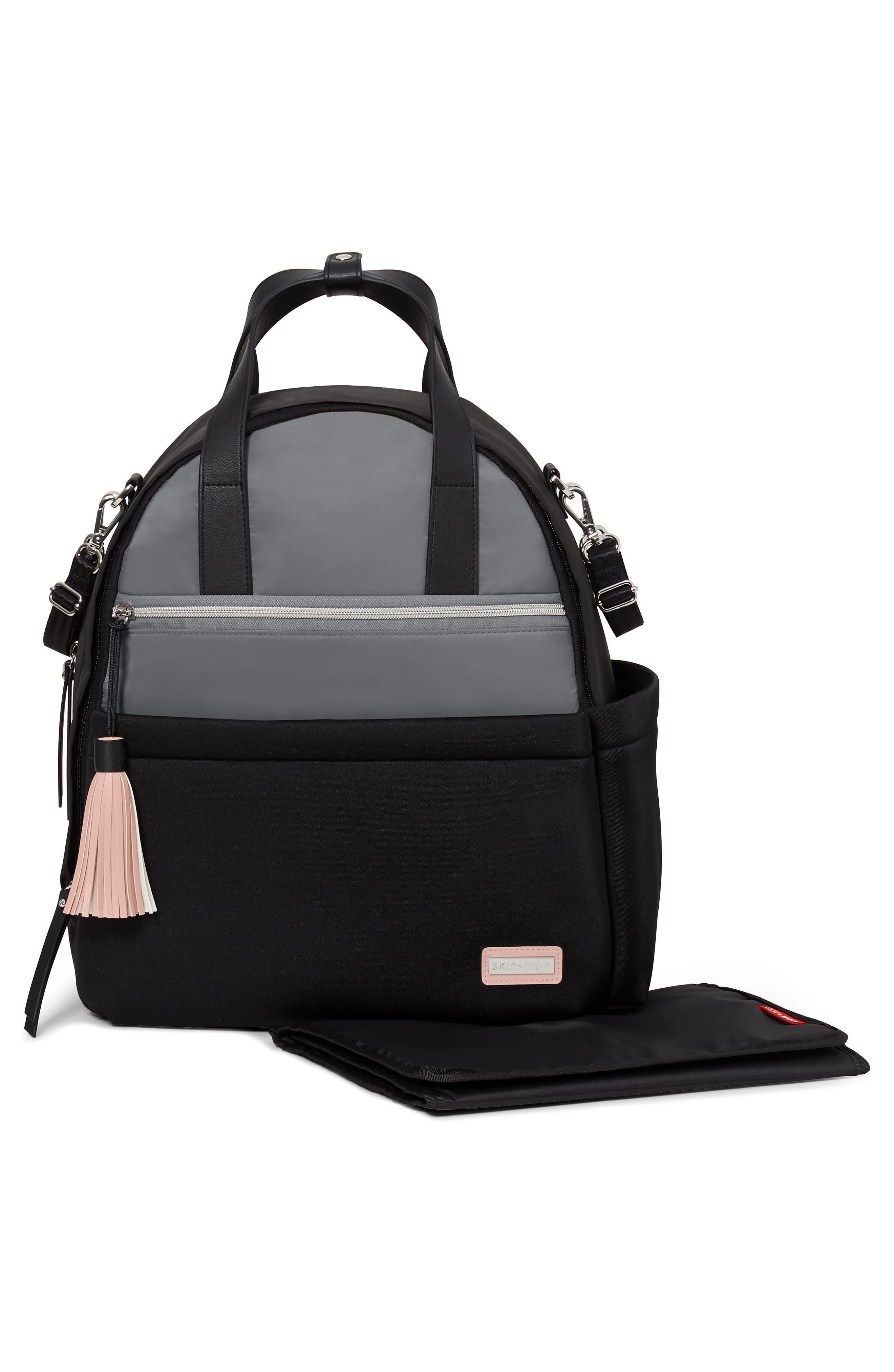 Alternate Image 3  - Skip Hop Nolita Neoprene Diaper Backpack