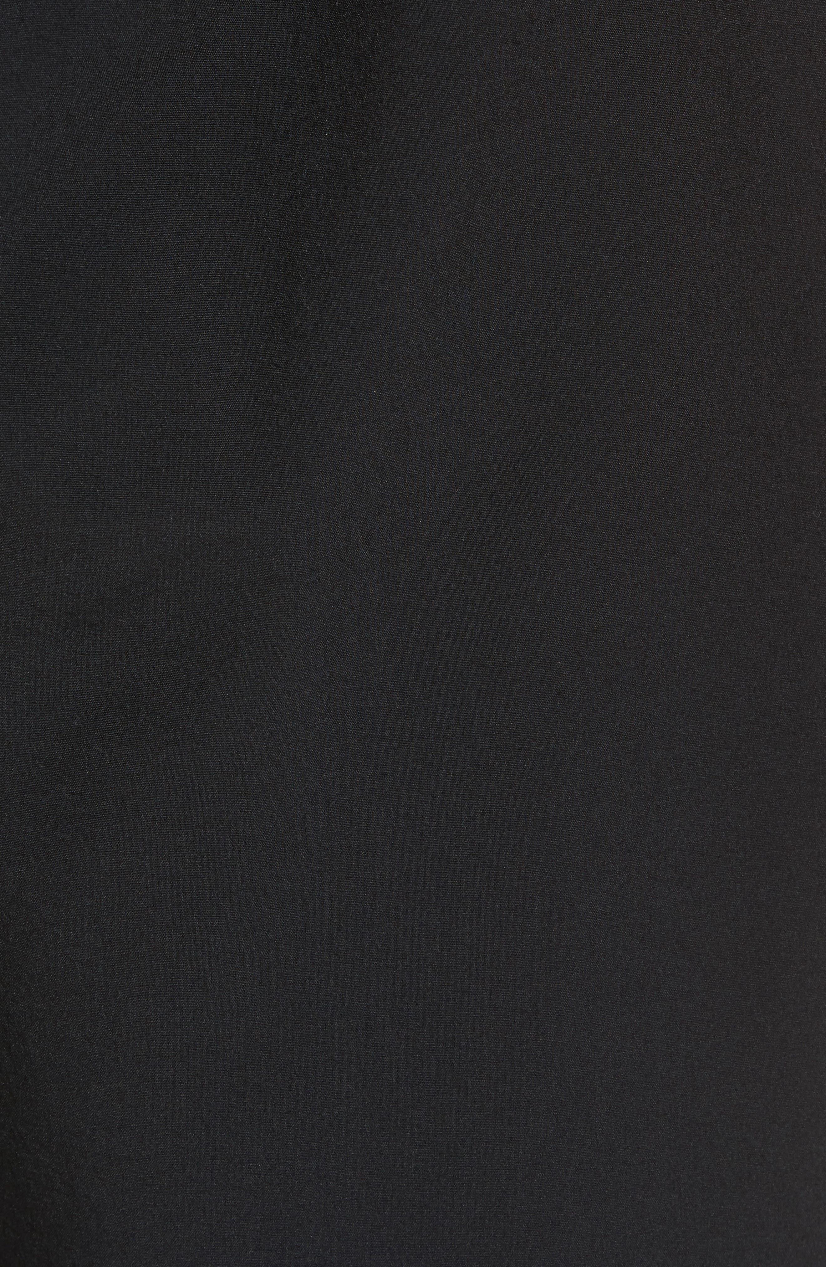 Flex Training Shorts,                             Alternate thumbnail 5, color,                             Black/ Cool Grey