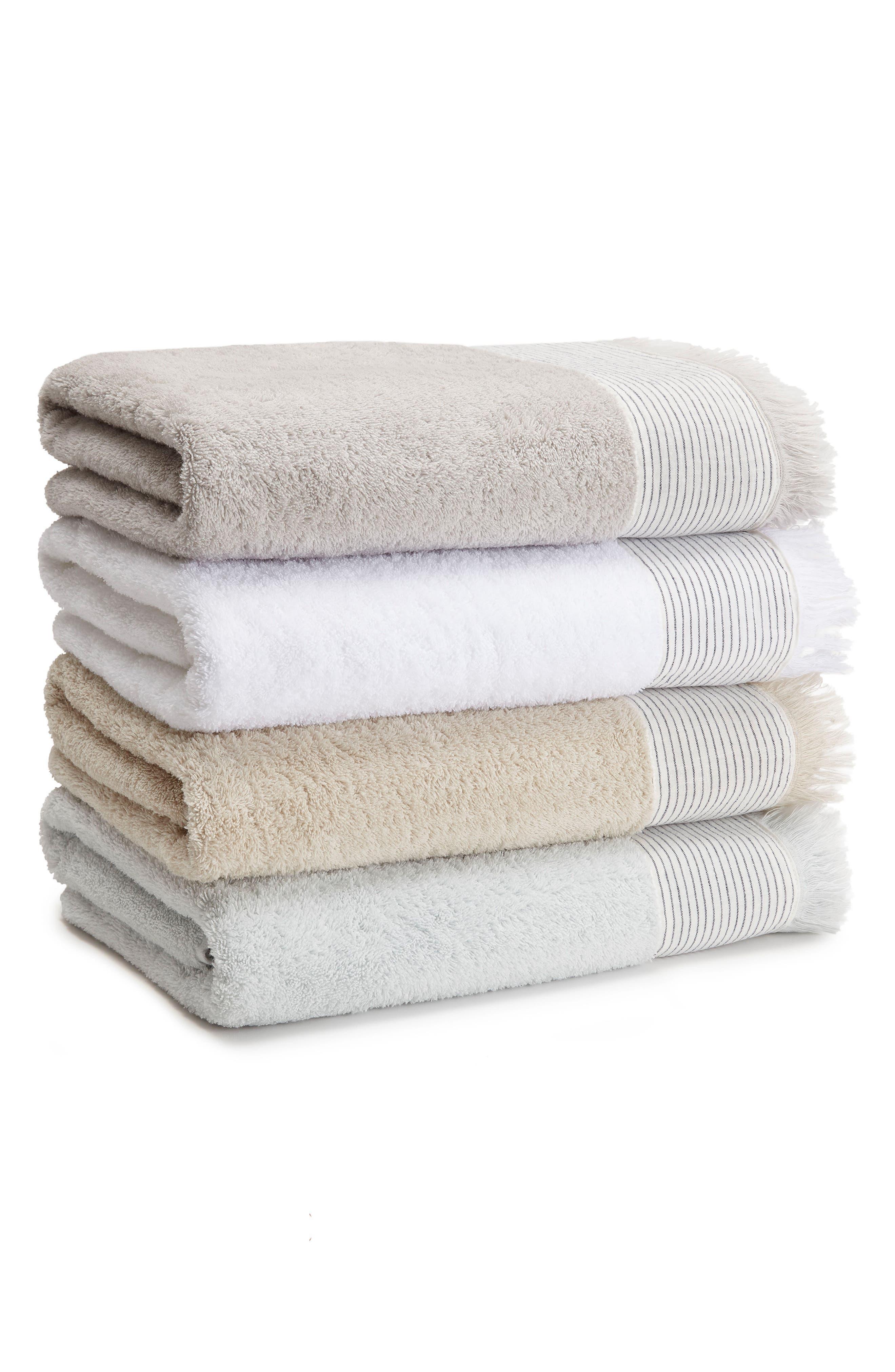 Alternate Image 2  - KASSATEX Amagansett Hand Towel