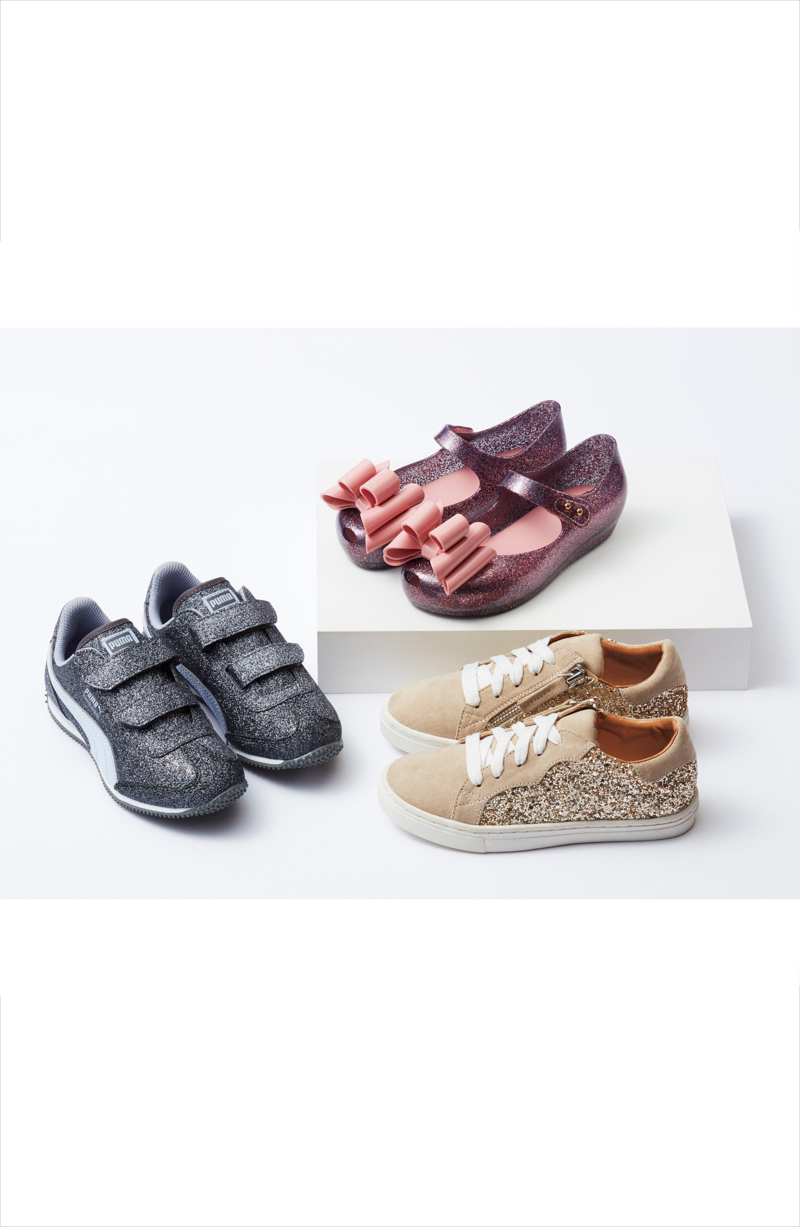 Alternate Image 8  - Dolce Vita Zaida Low Top Sneaker (Little Kid & Big Kid)
