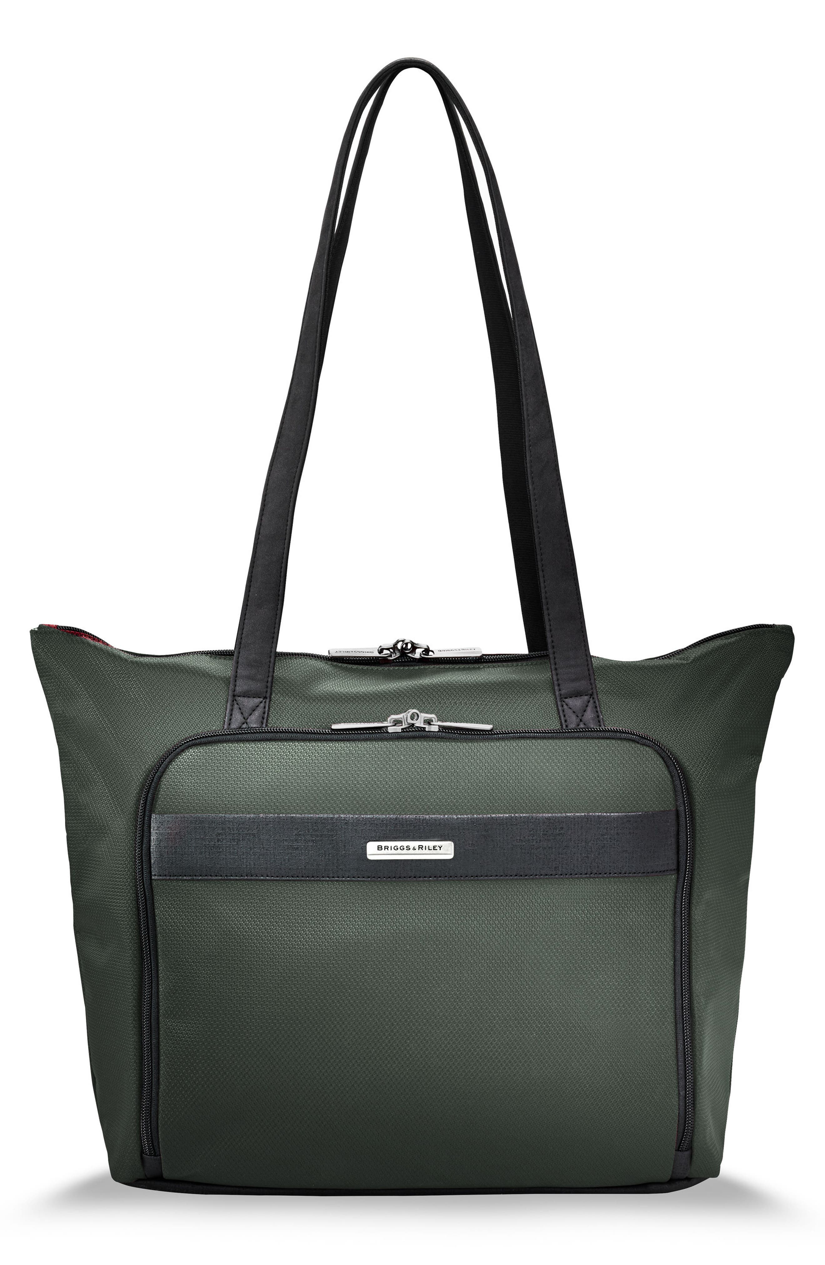 Transcend 400 Tote Bag,                             Main thumbnail 1, color,                             Rainforest Green