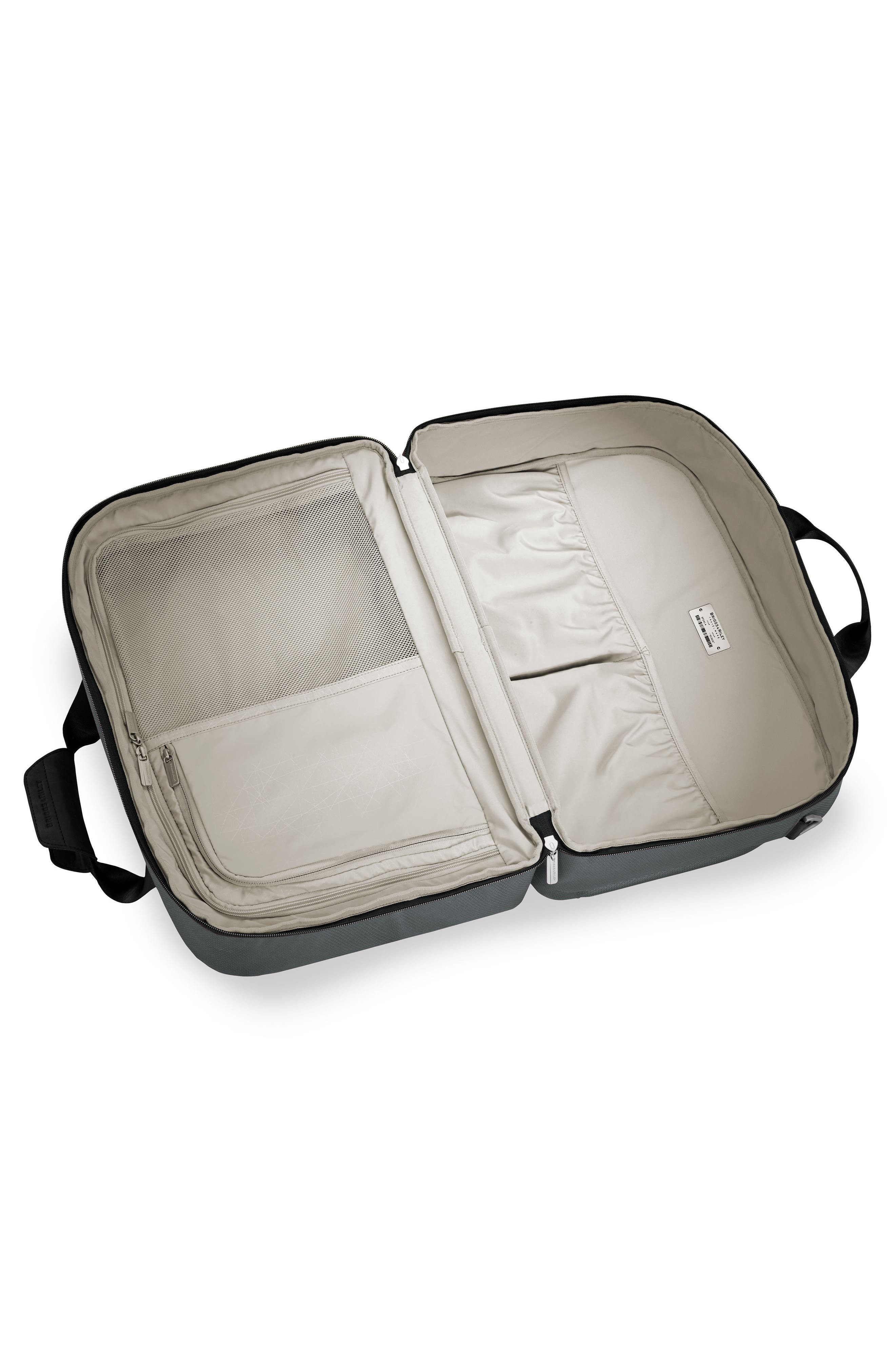 Transcend 400 Cabin Bag,                             Alternate thumbnail 2, color,                             Slate Grey