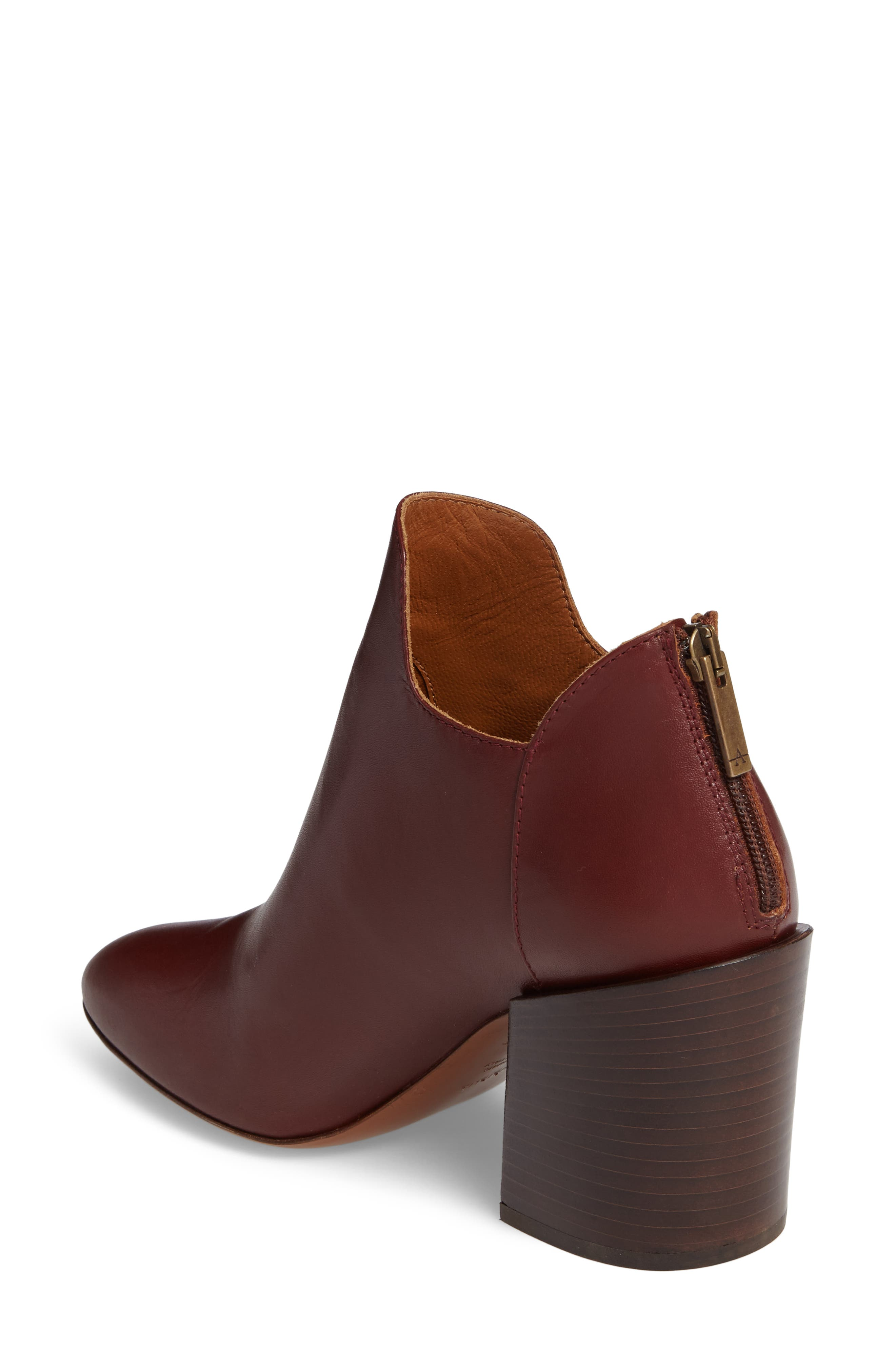 Francesca Weatherproof Bootie,                             Alternate thumbnail 2, color,                             Whiskey