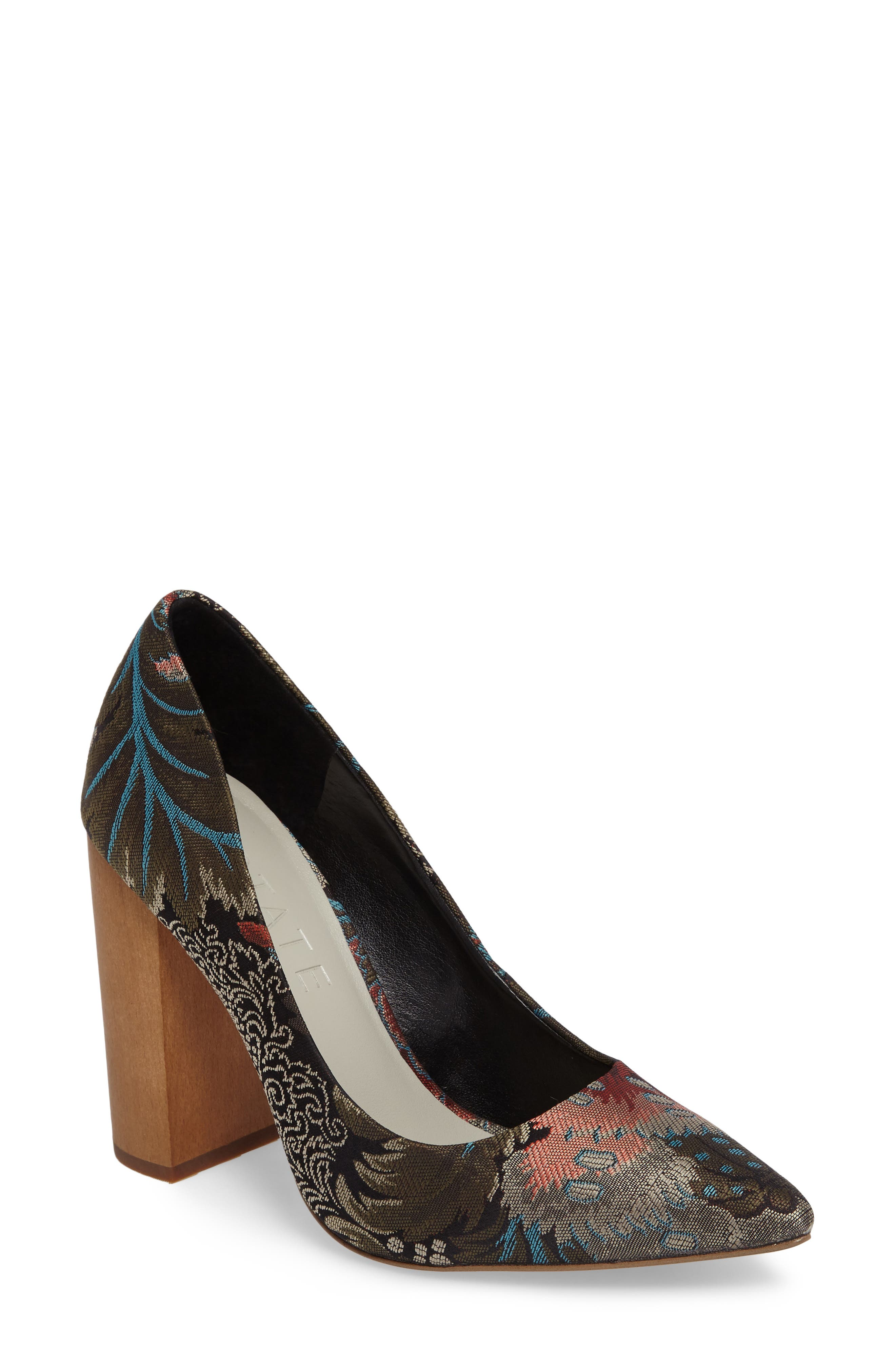 Main Image - 1.STATE Valencia Block Heel Pump (Women)