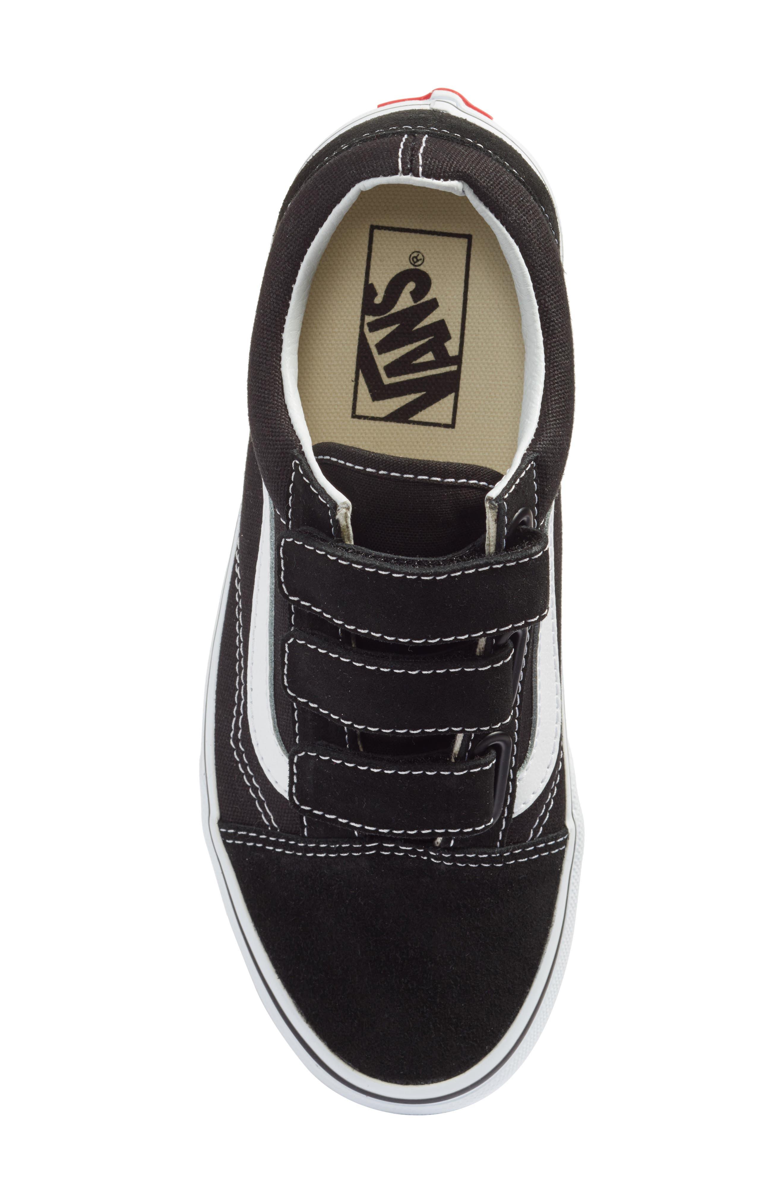 Alternate Image 5  - Vans Old Skool V Pro Sneaker (Women)