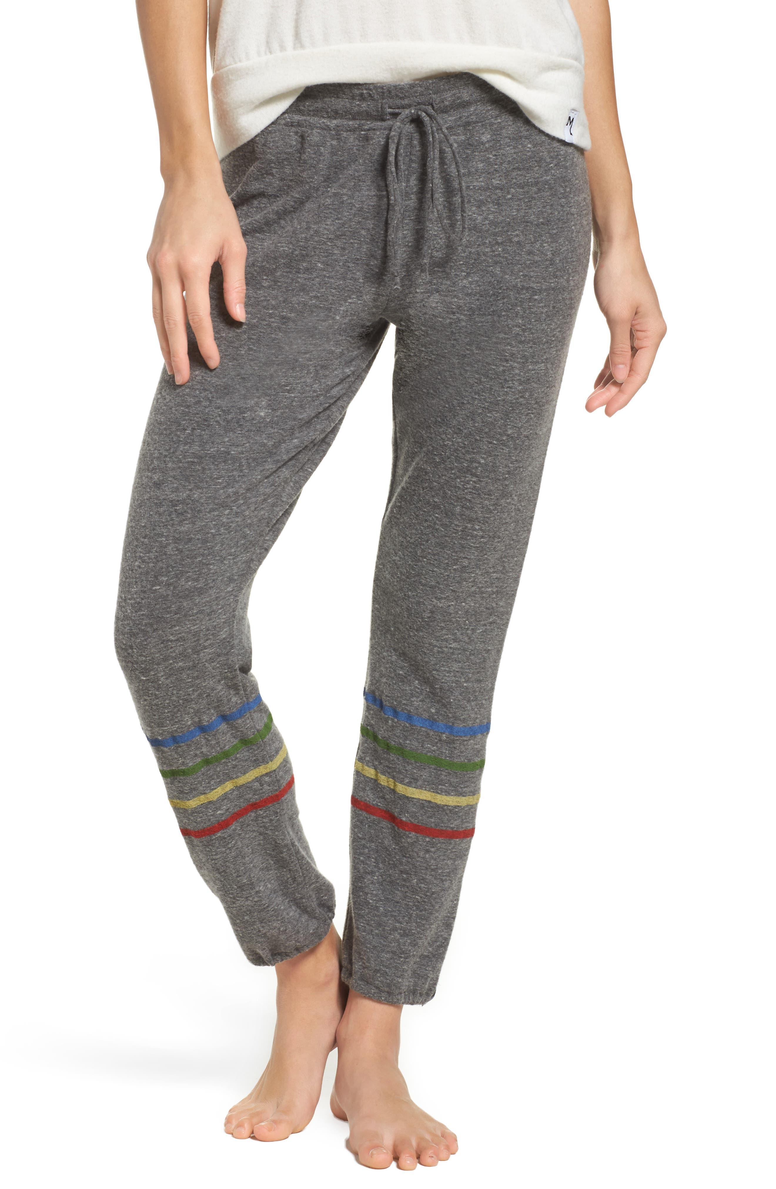 Shepherd Pants,                         Main,                         color, Heather Grey