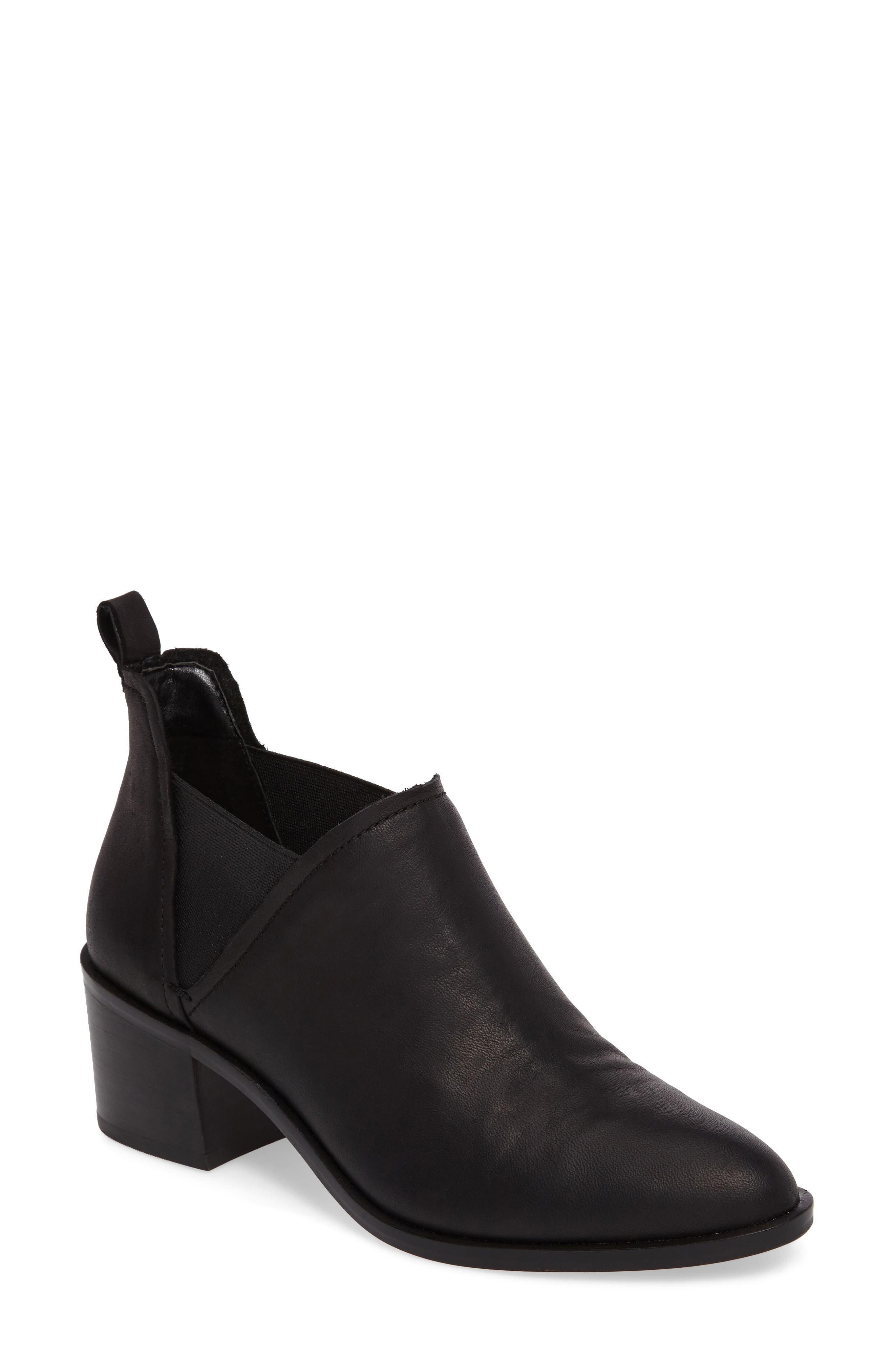Alternate Image 1 Selected - 1.STATE Idrus Block Heel Boot (Women)