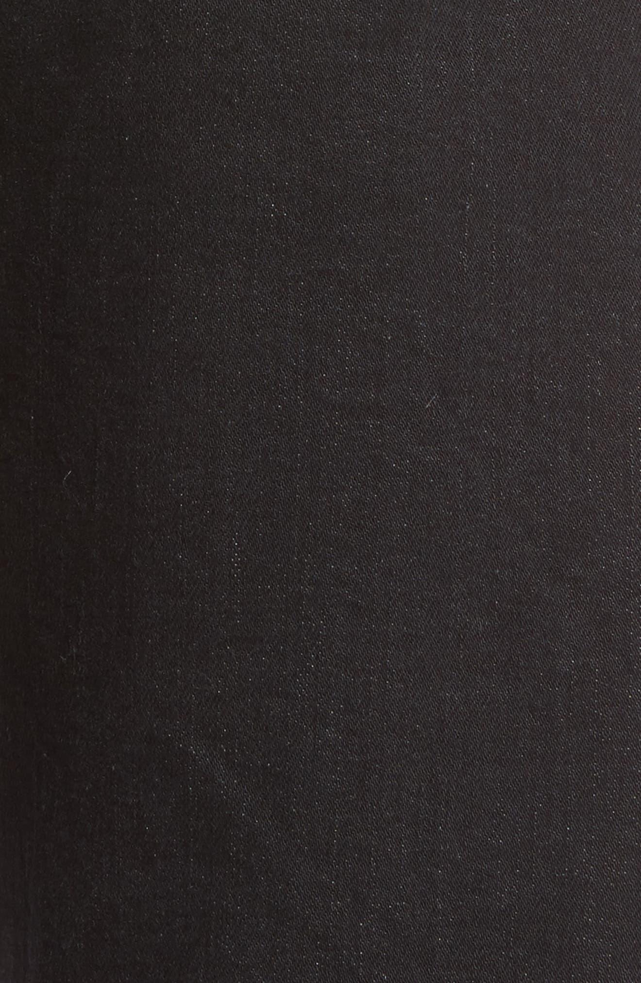 Alternate Image 7  - Topman Washed Slim Fit Jeans