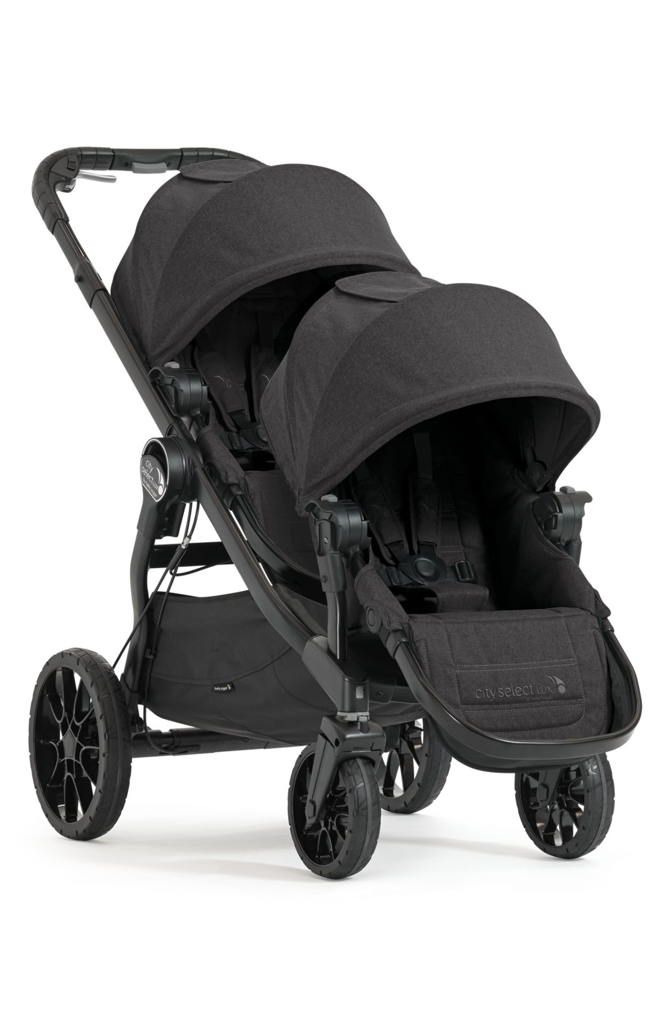 Second Seat for City Select LUX Stroller,                             Main thumbnail 1, color,                             Granite