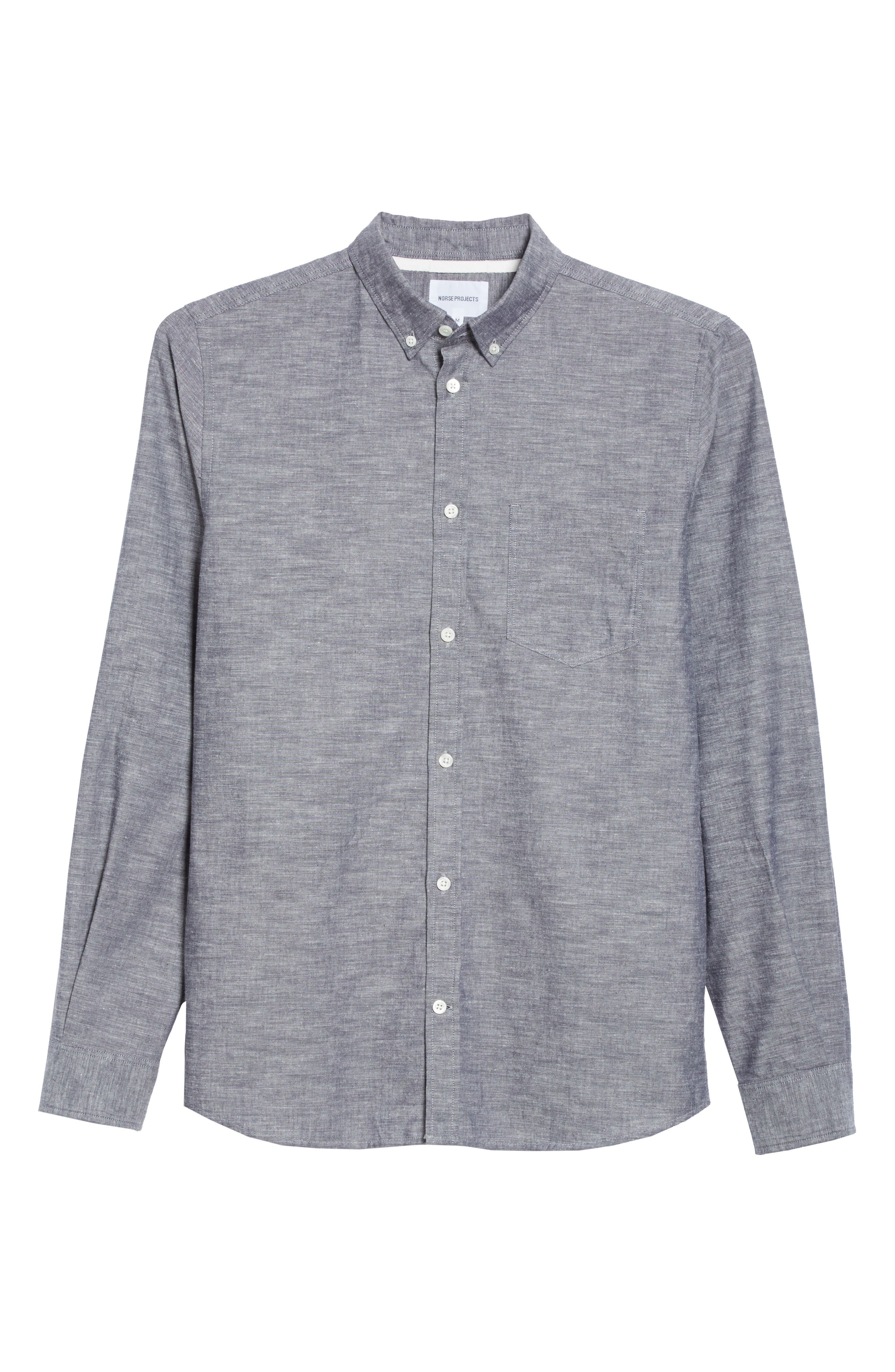 Alternate Image 6  - Norse Projects Woven Shirt