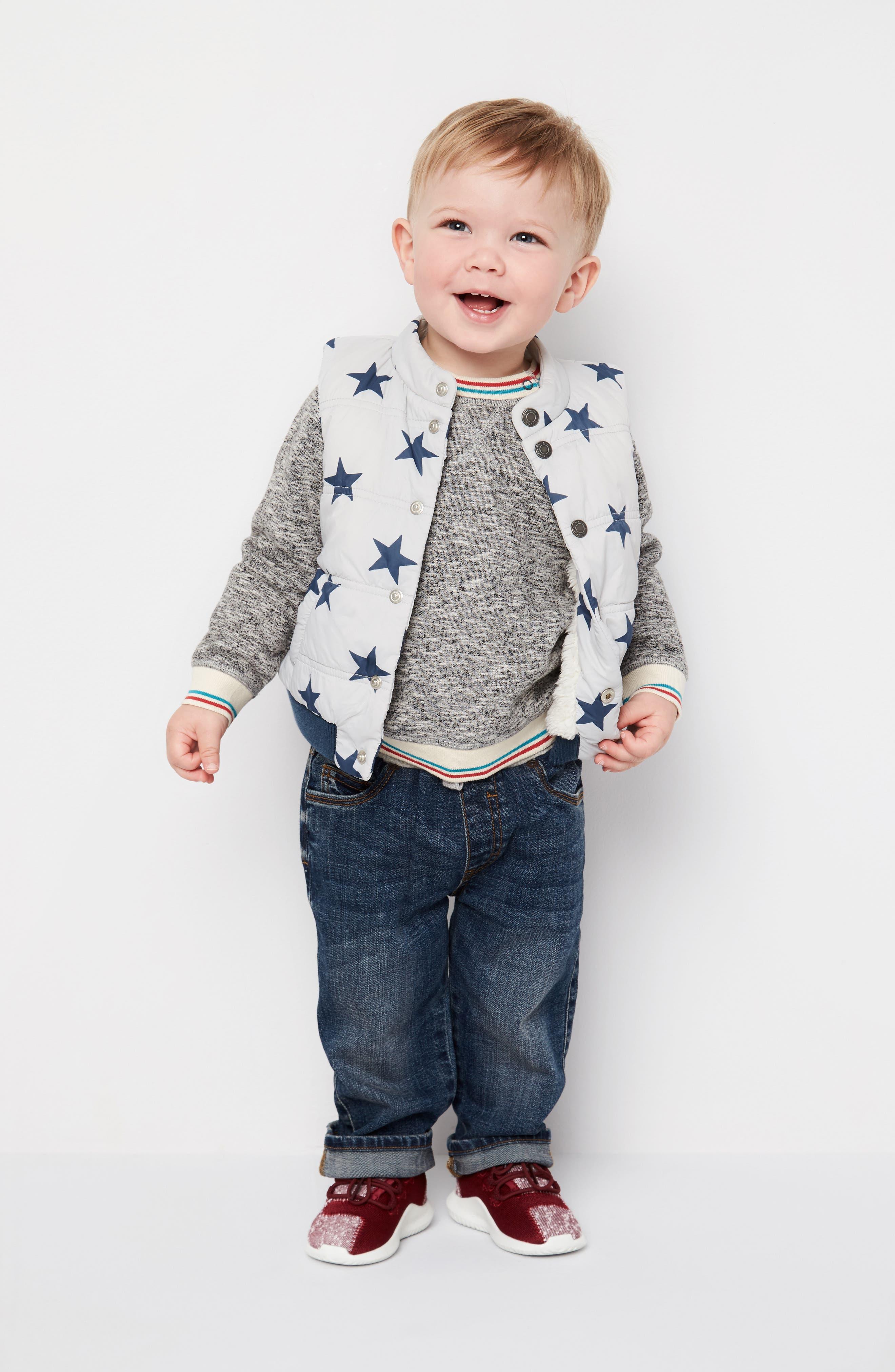 Alternate Image 4  - Tucker + Tate Tucker Jeans (Baby)