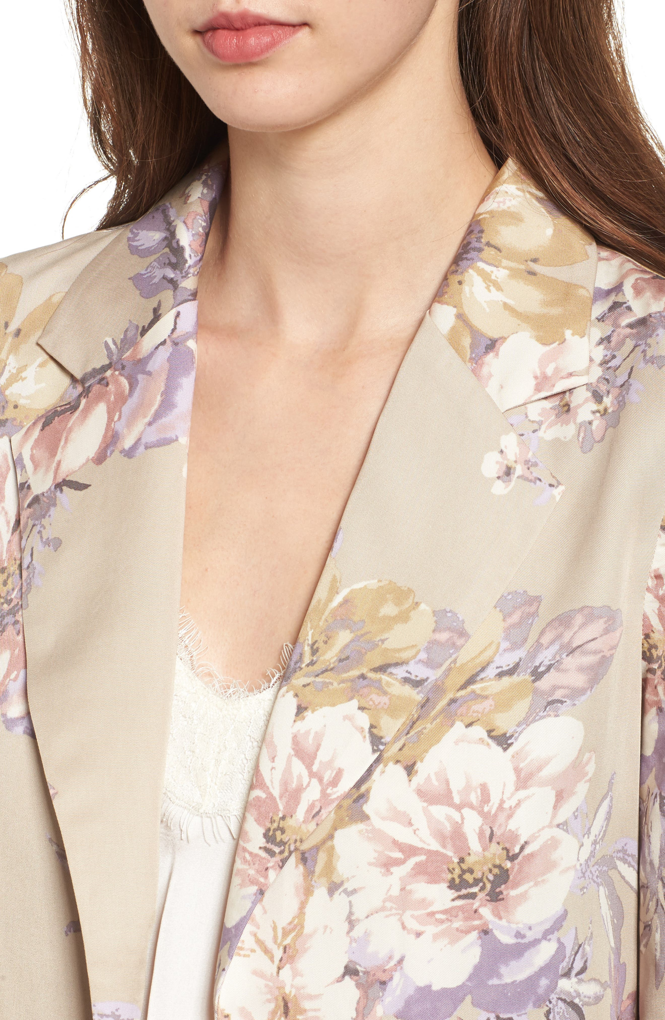 Alternate Image 4  - Leith Floral Duster