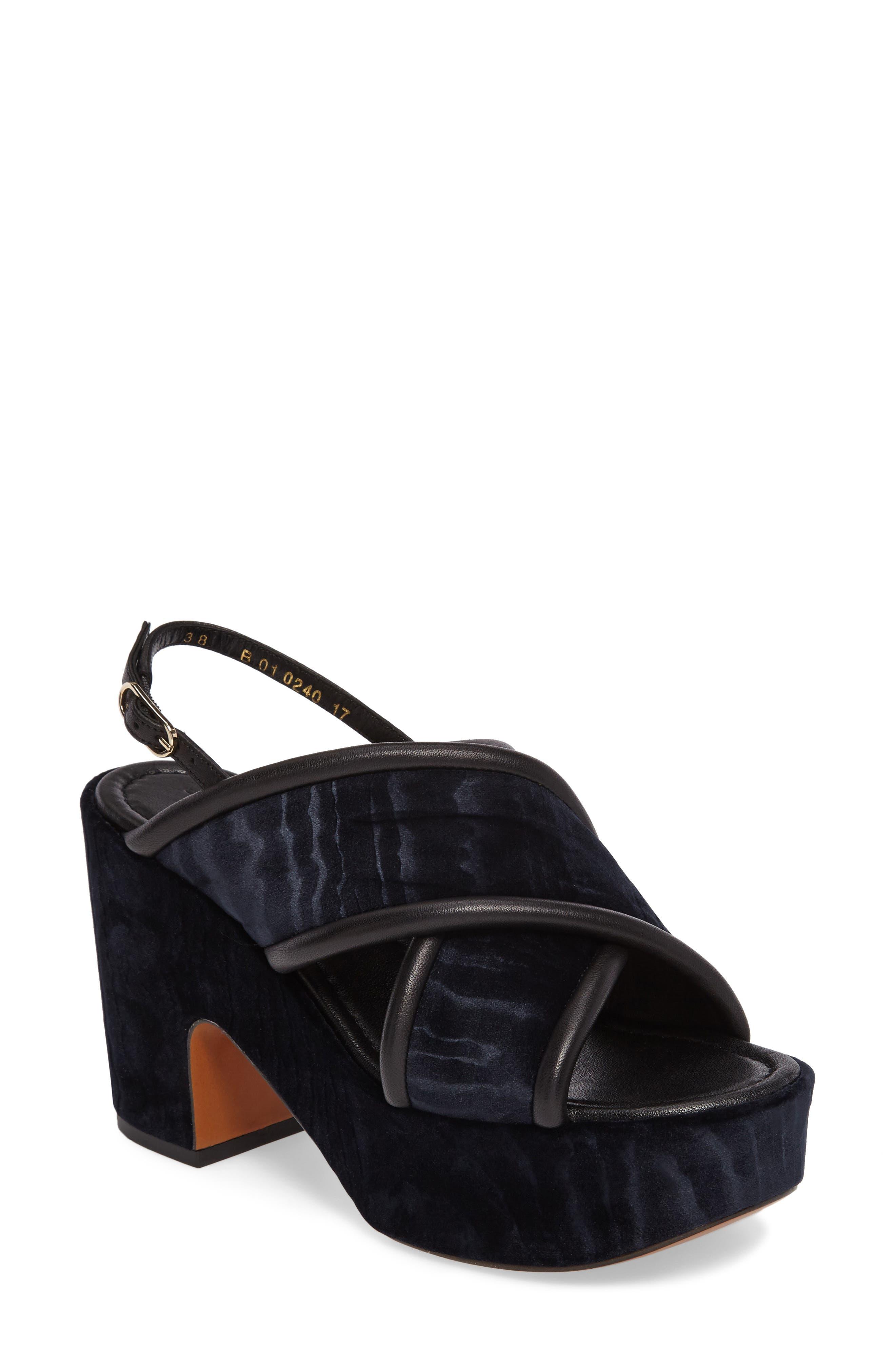 Robert Clergerie Emelinet Platform Sandal (Women)