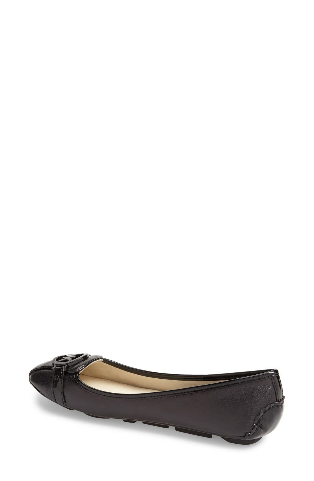 Alternate Image 5  - MICHAEL Michael Kors 'Fulton' Flat (Women)