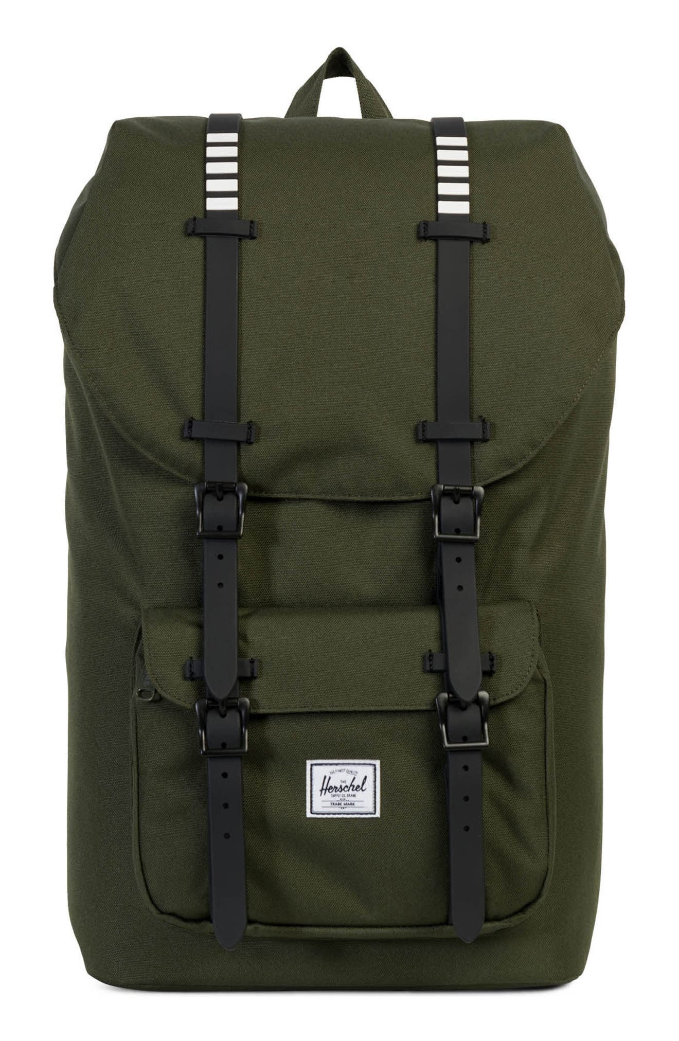 HERSCHEL SUPPLY CO. Little America Rugby Stripe Backpack