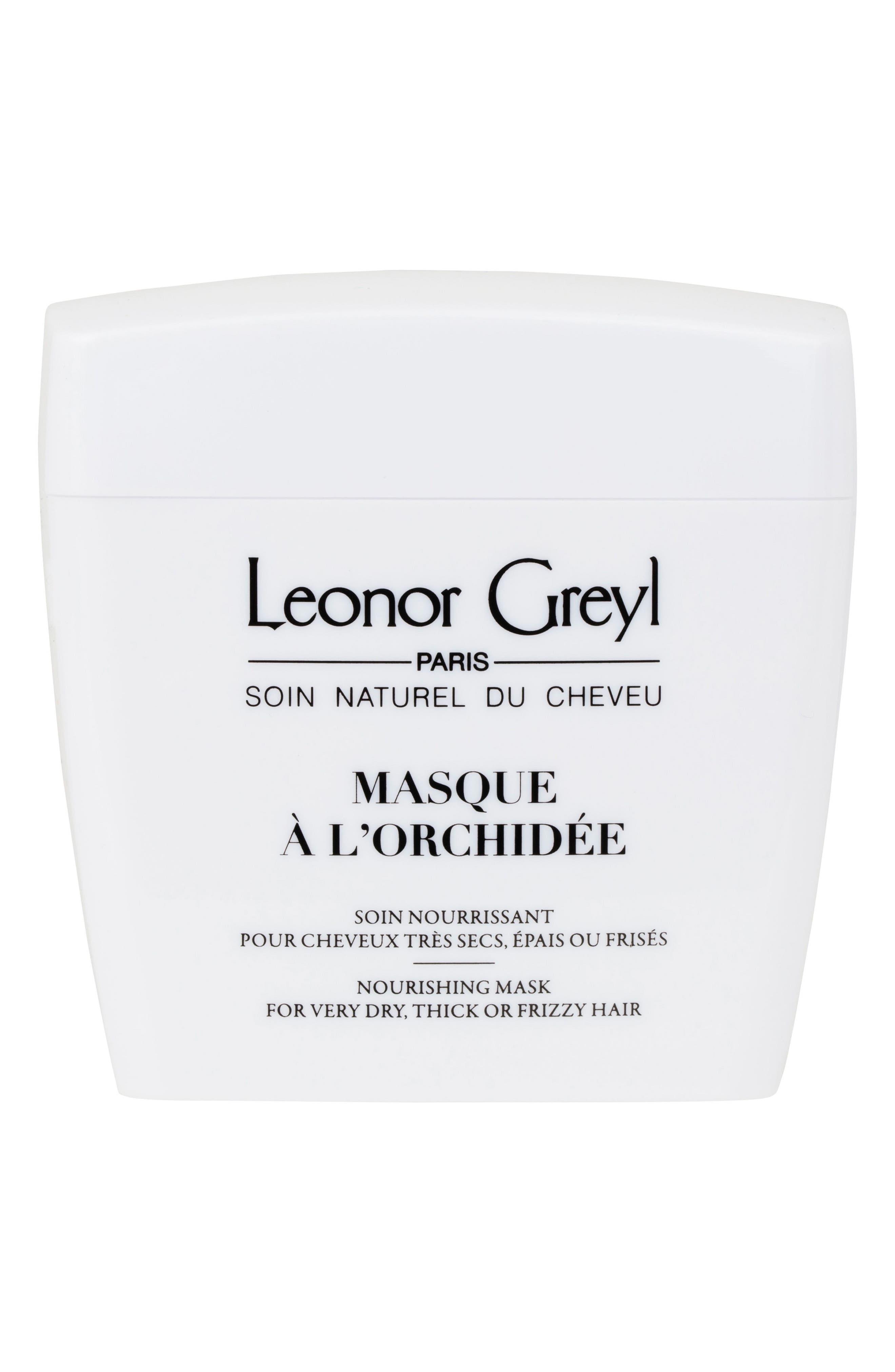 Alternate Image 1 Selected - Leonor Greyl PARIS 'Masque à l'Orchidée' Softening Hair Mask