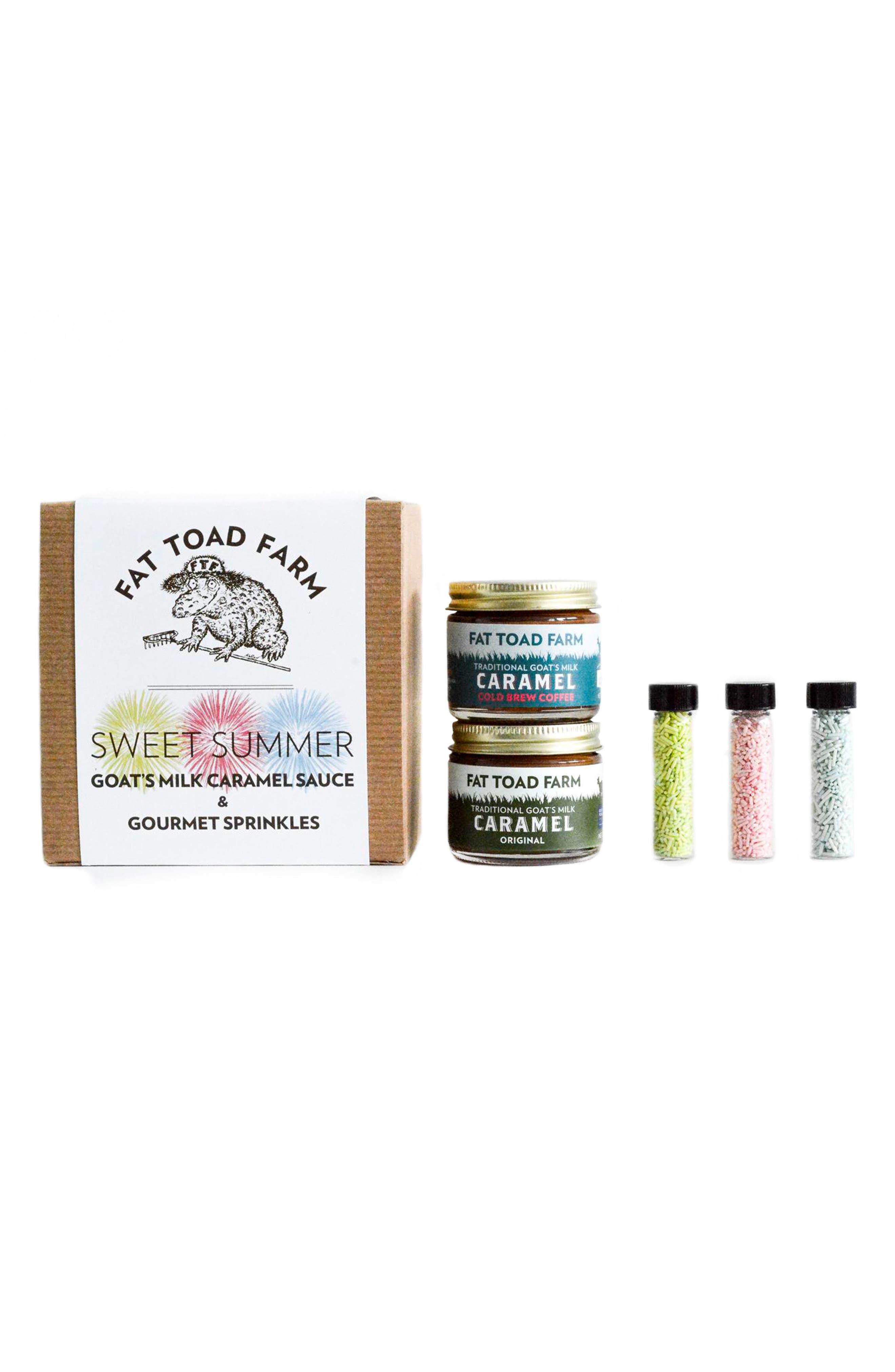 Sweet Summer Sundae Kit,                         Main,                         color, White